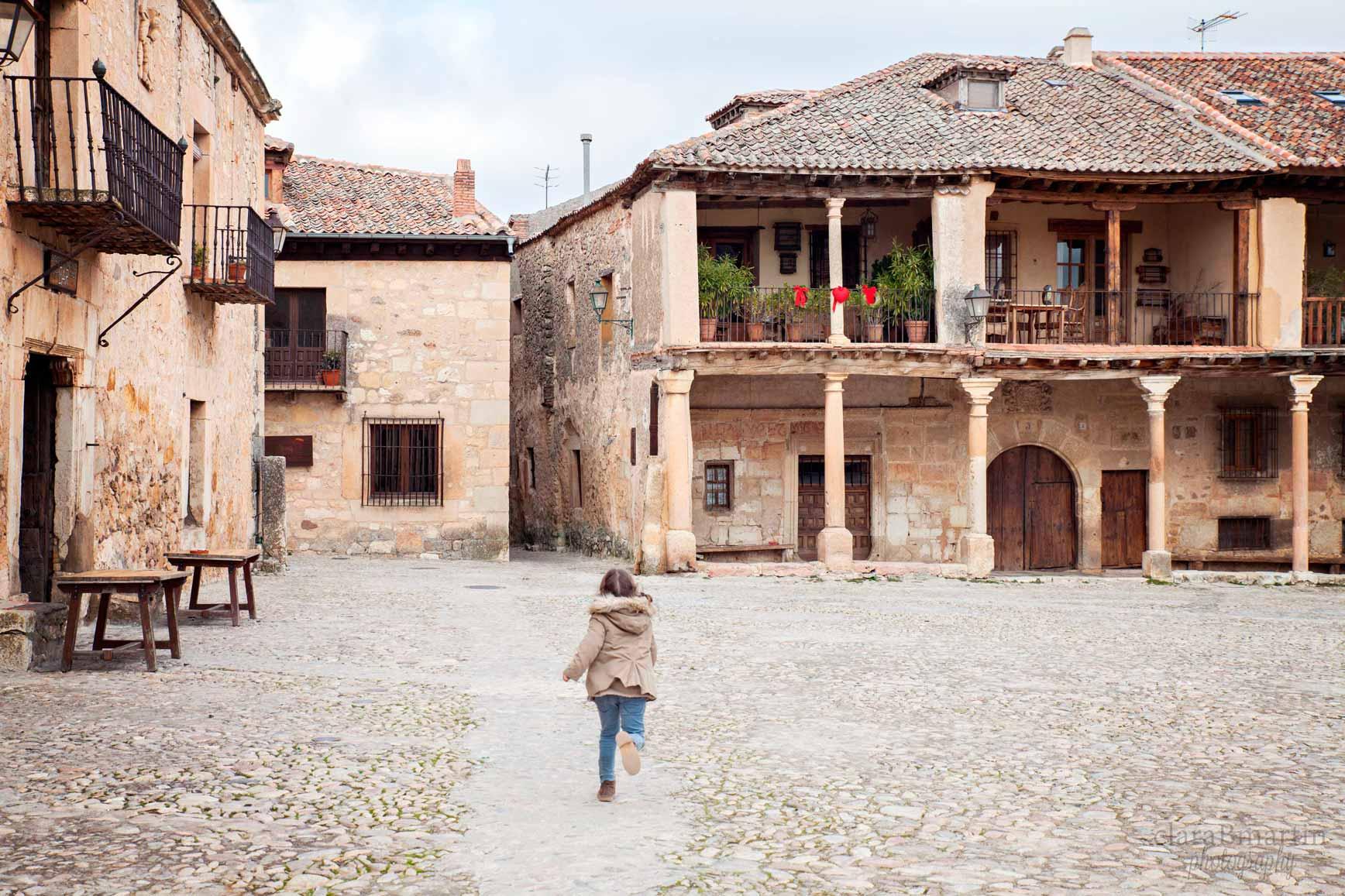 Pueblos con encanto en España -  Pedraza