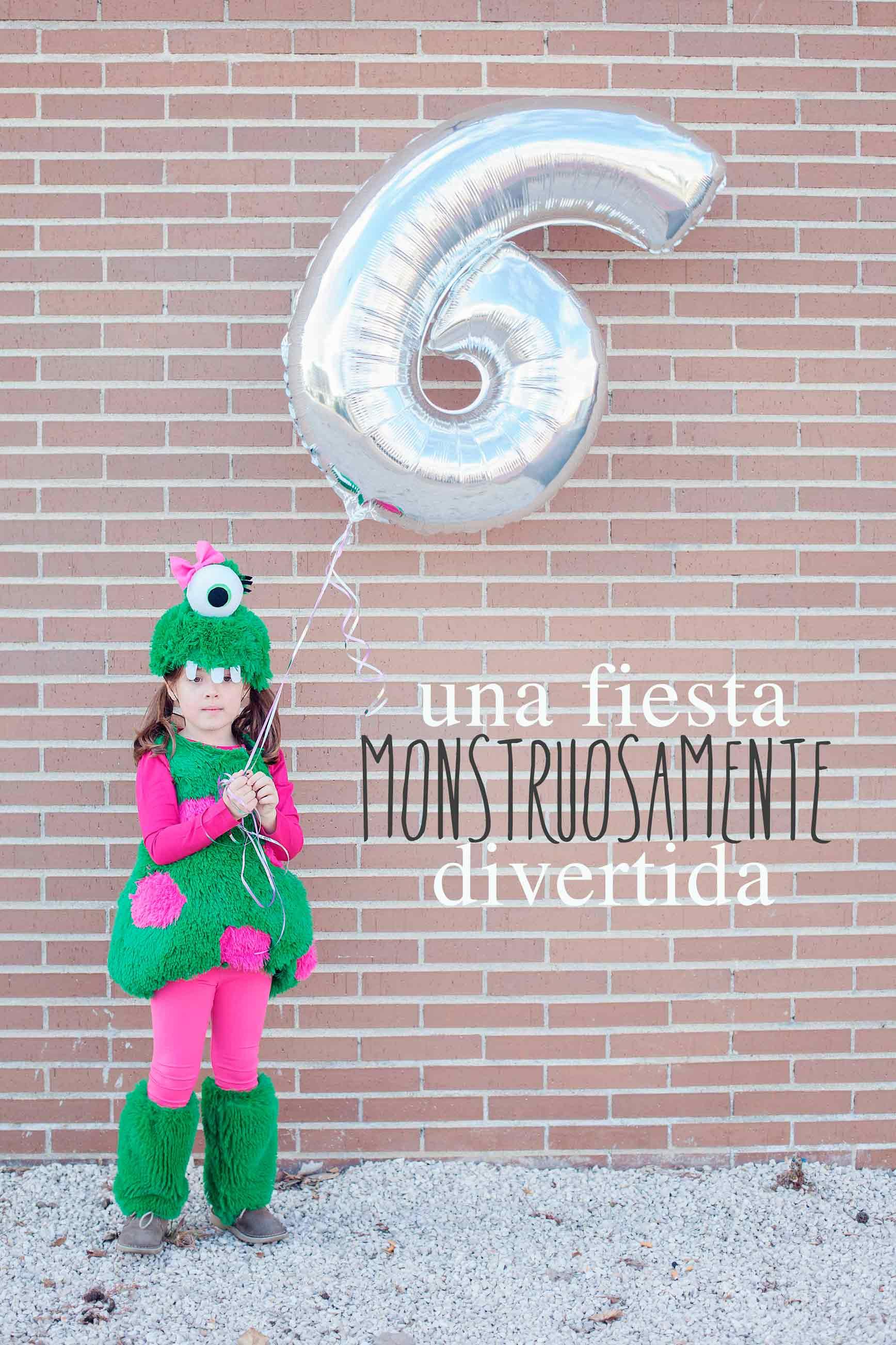 Cumpleaños de Monstruos y Carnaval