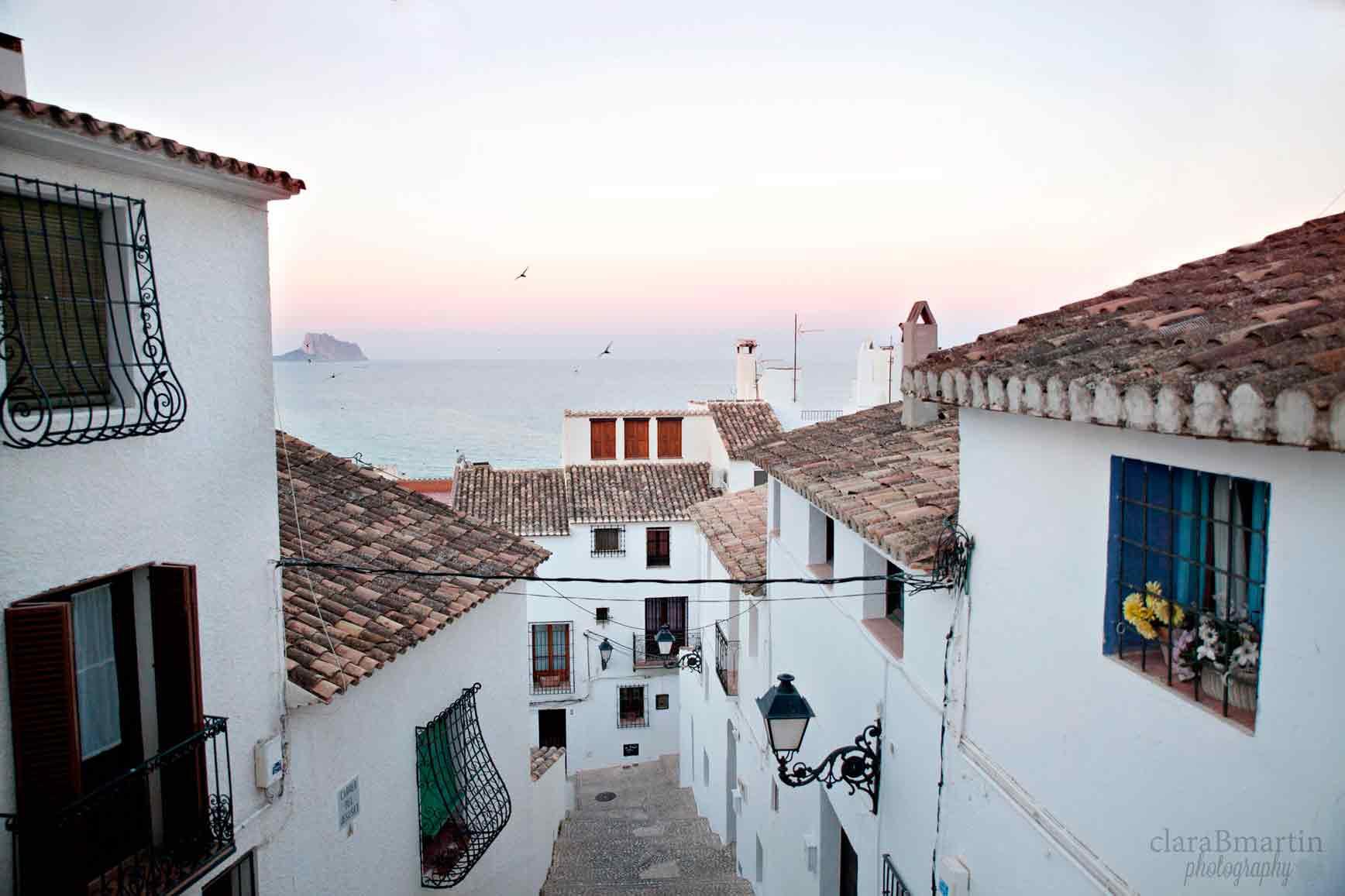 Altea- Pueblos con encanto en España