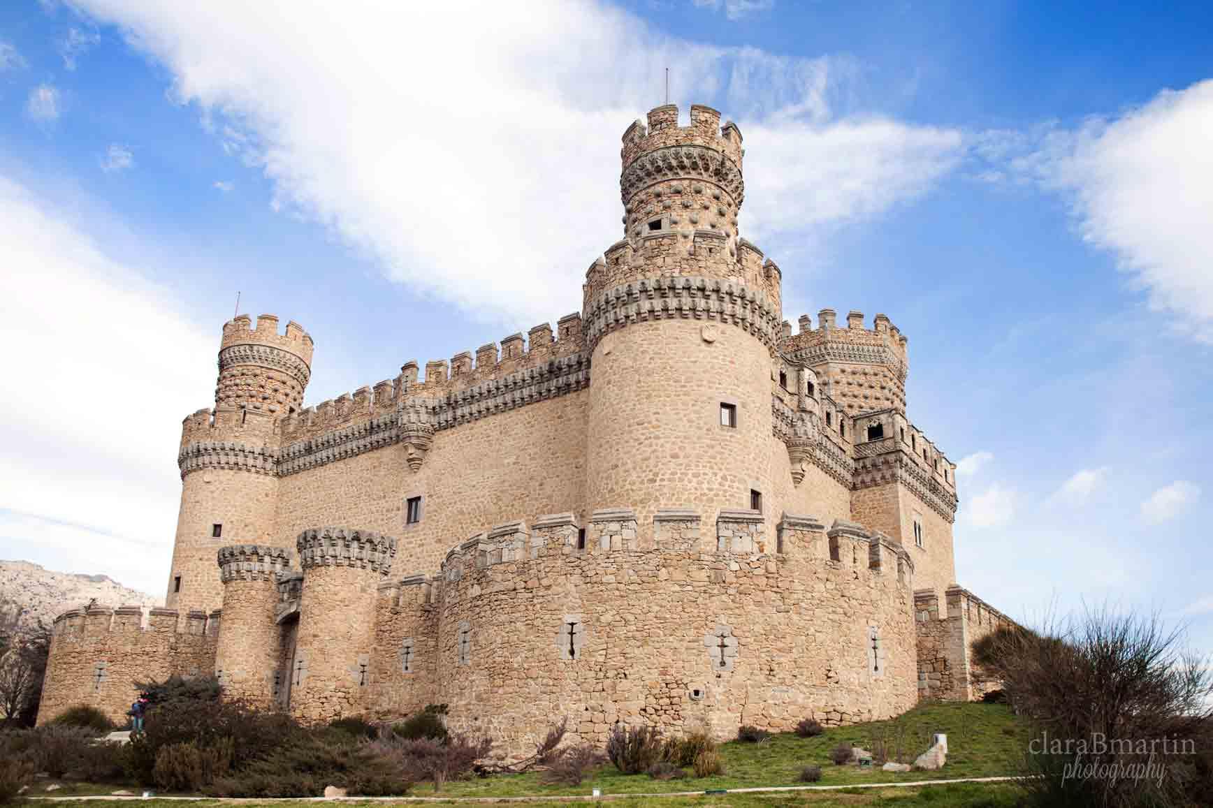 Visita al Castillo de Manzanares El Real y La Pedriza