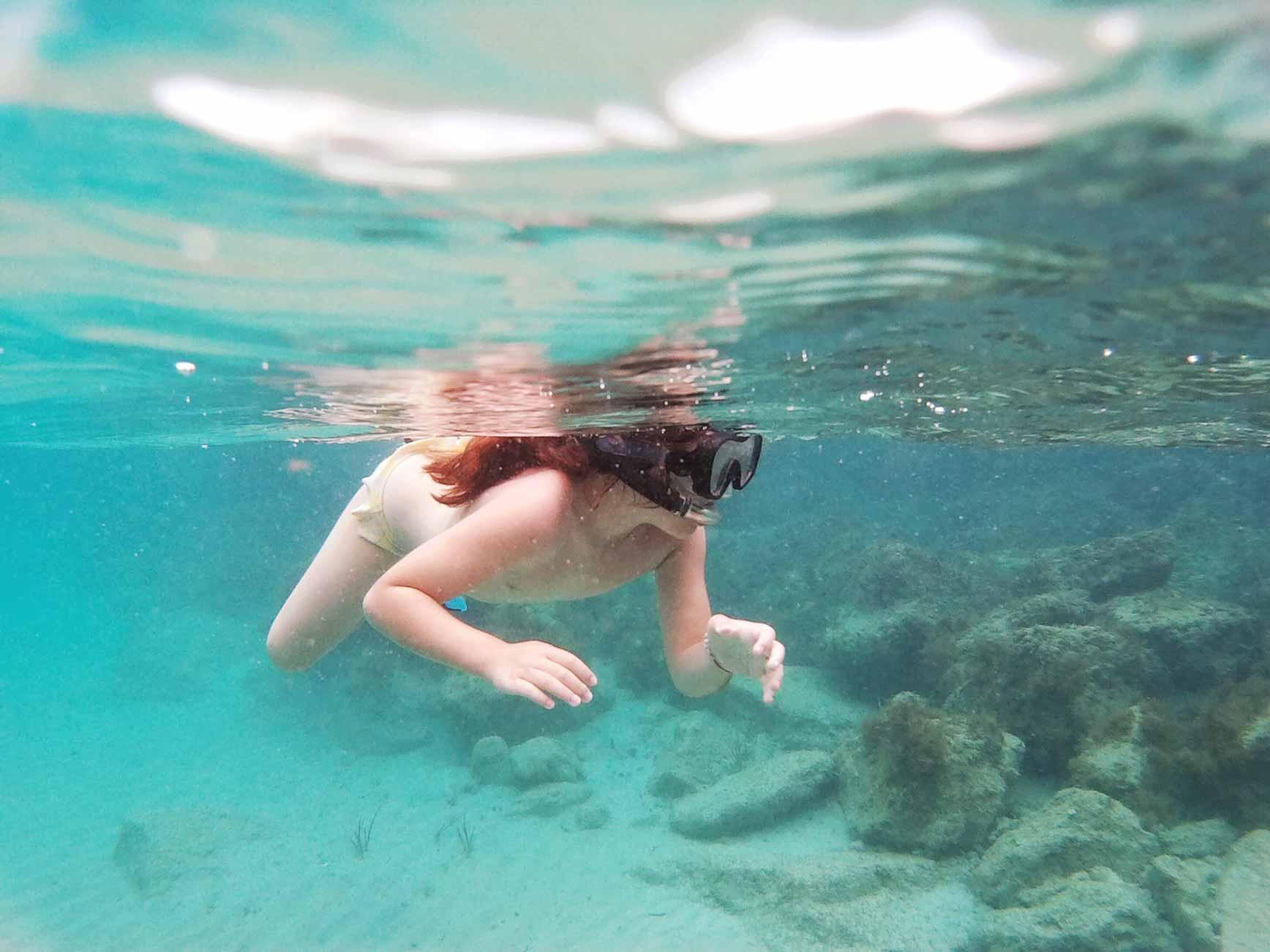 6 Consejos para hacer Fotos bajo el agua