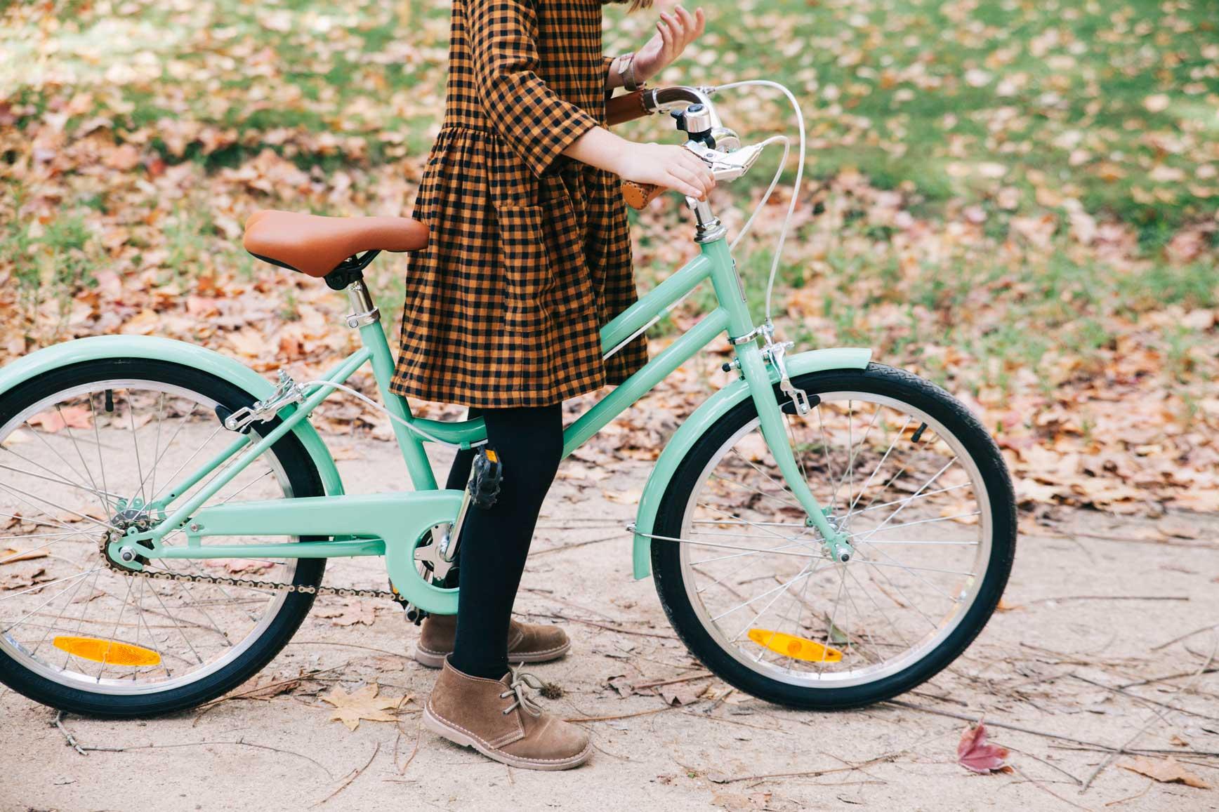 Bicicleta Reid - Newborn riders