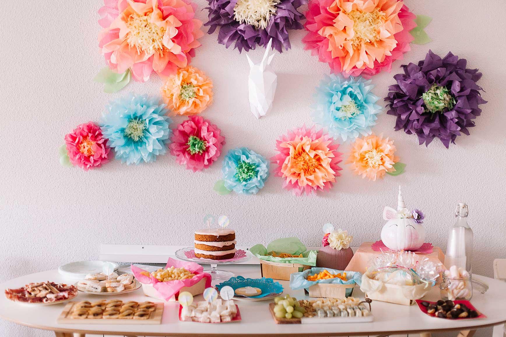 Fiesta de Unicornios - Unicorn Birthday Party 2