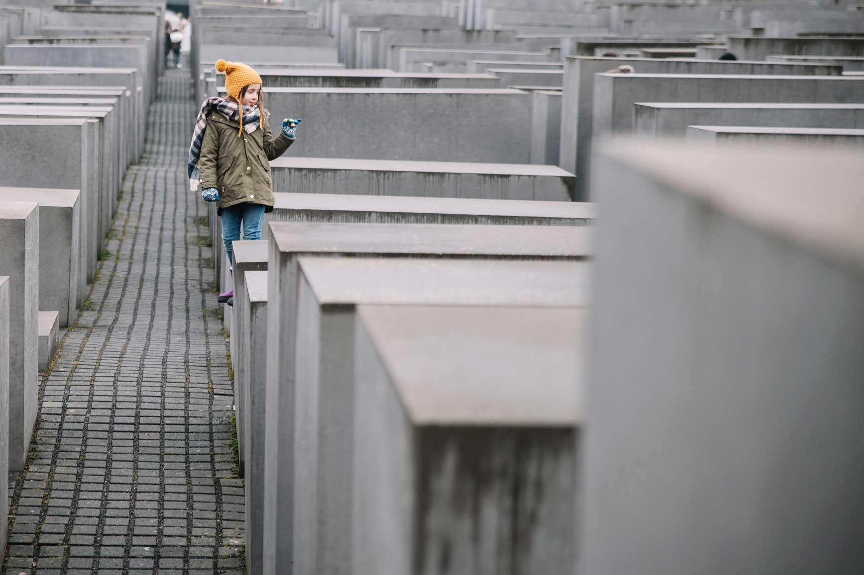 Berlín con niños