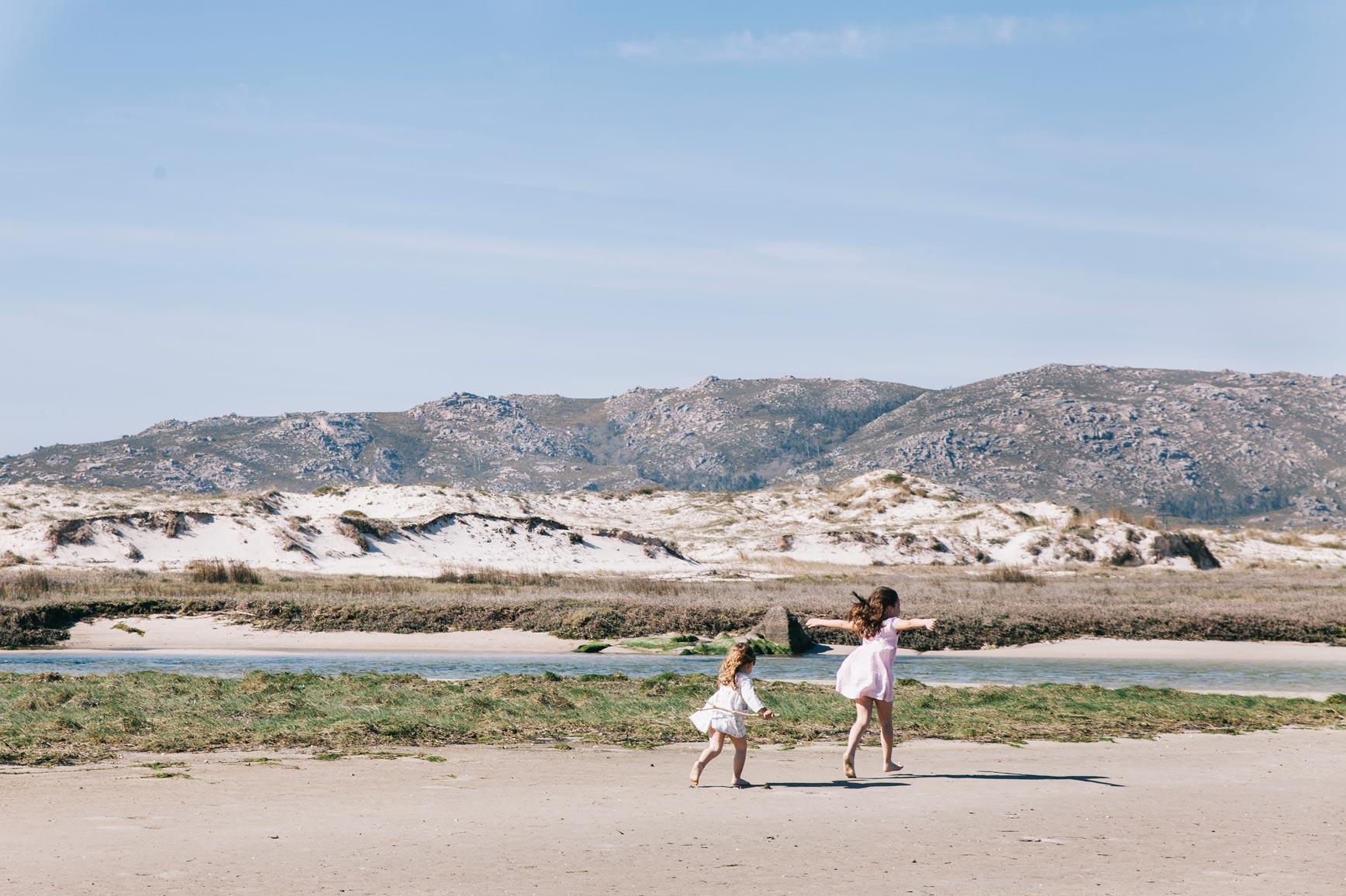 Ría de Muros y Noia -planes con niños
