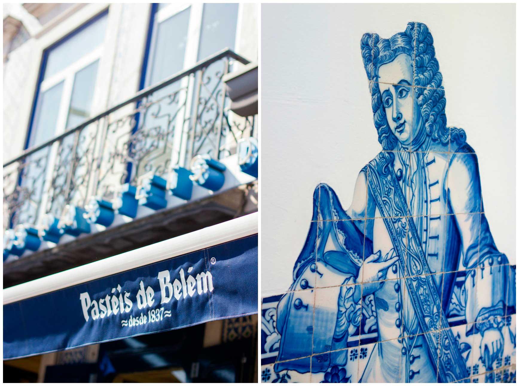 Lisboa Pasteis de Nata - claraBmartin.com