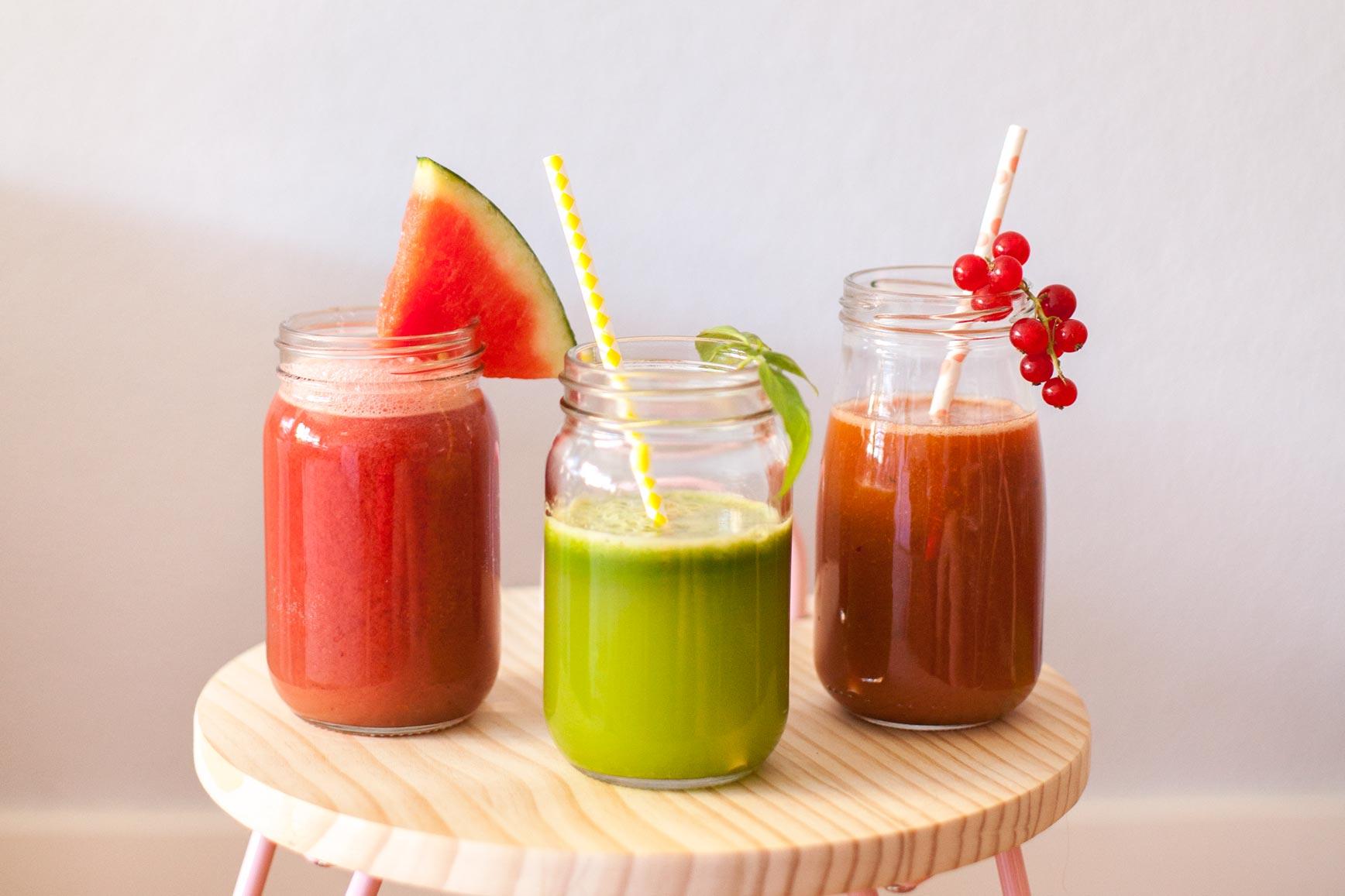 5 recetas frescas para verano
