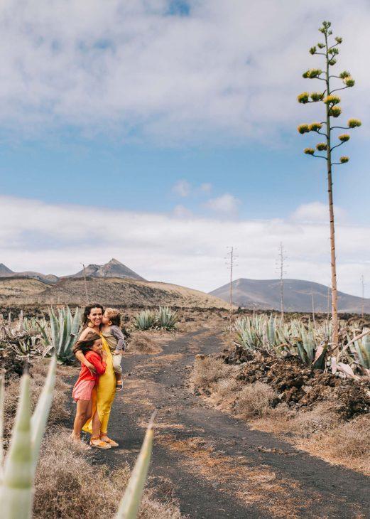 Lanzarote: Qué ver y las mejores playas para ir con niños