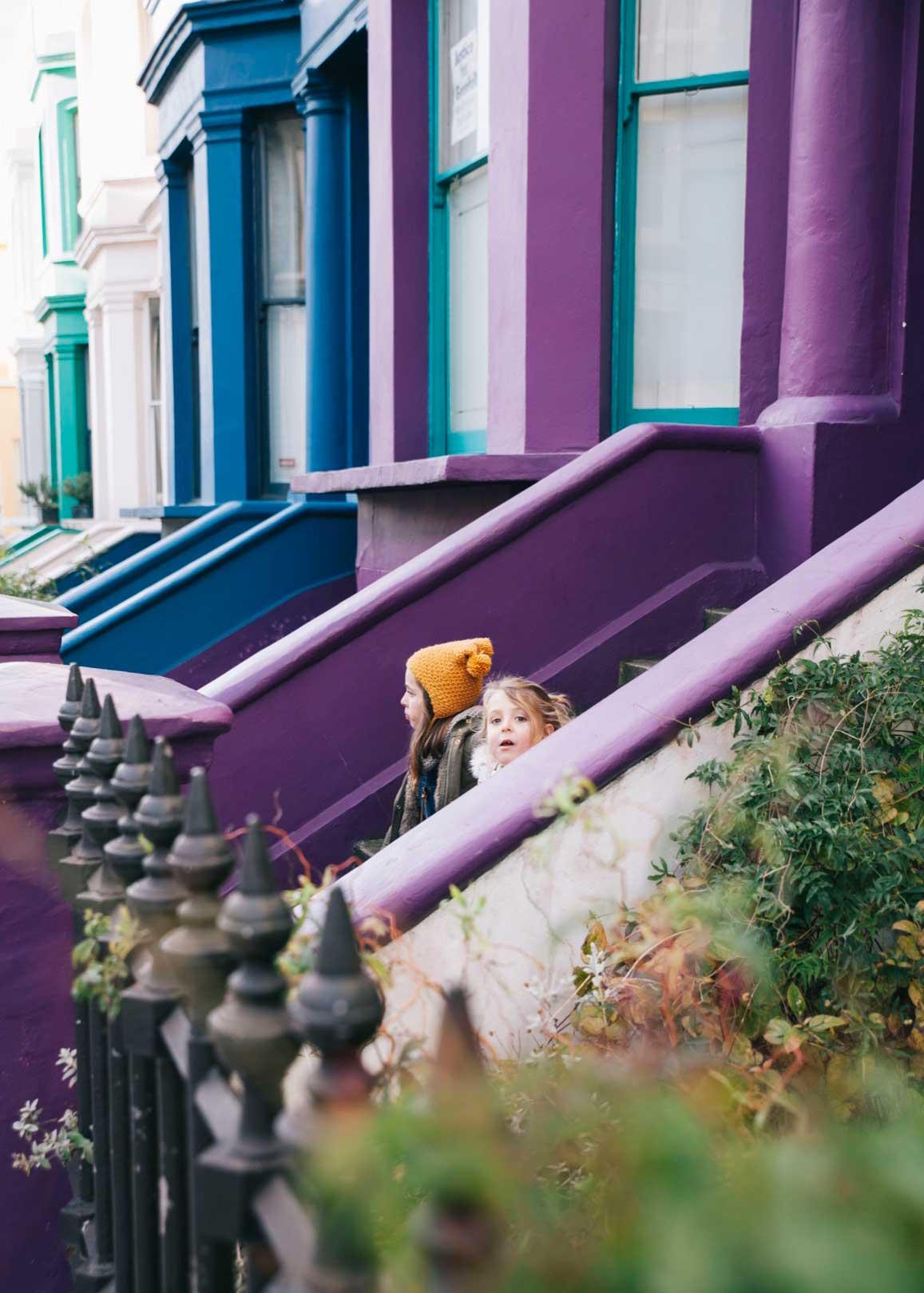 Donde hacer fotos en Londres - Notting Hill