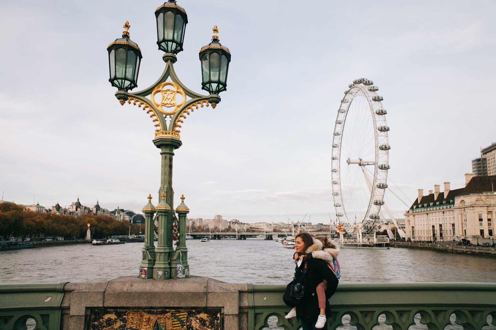 Londres lugares para hacer fotos