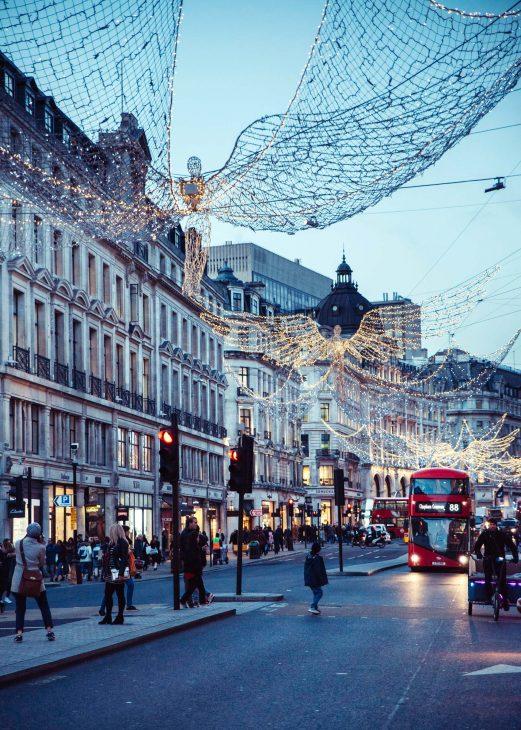 Londres en Navidad: Los mejores planes