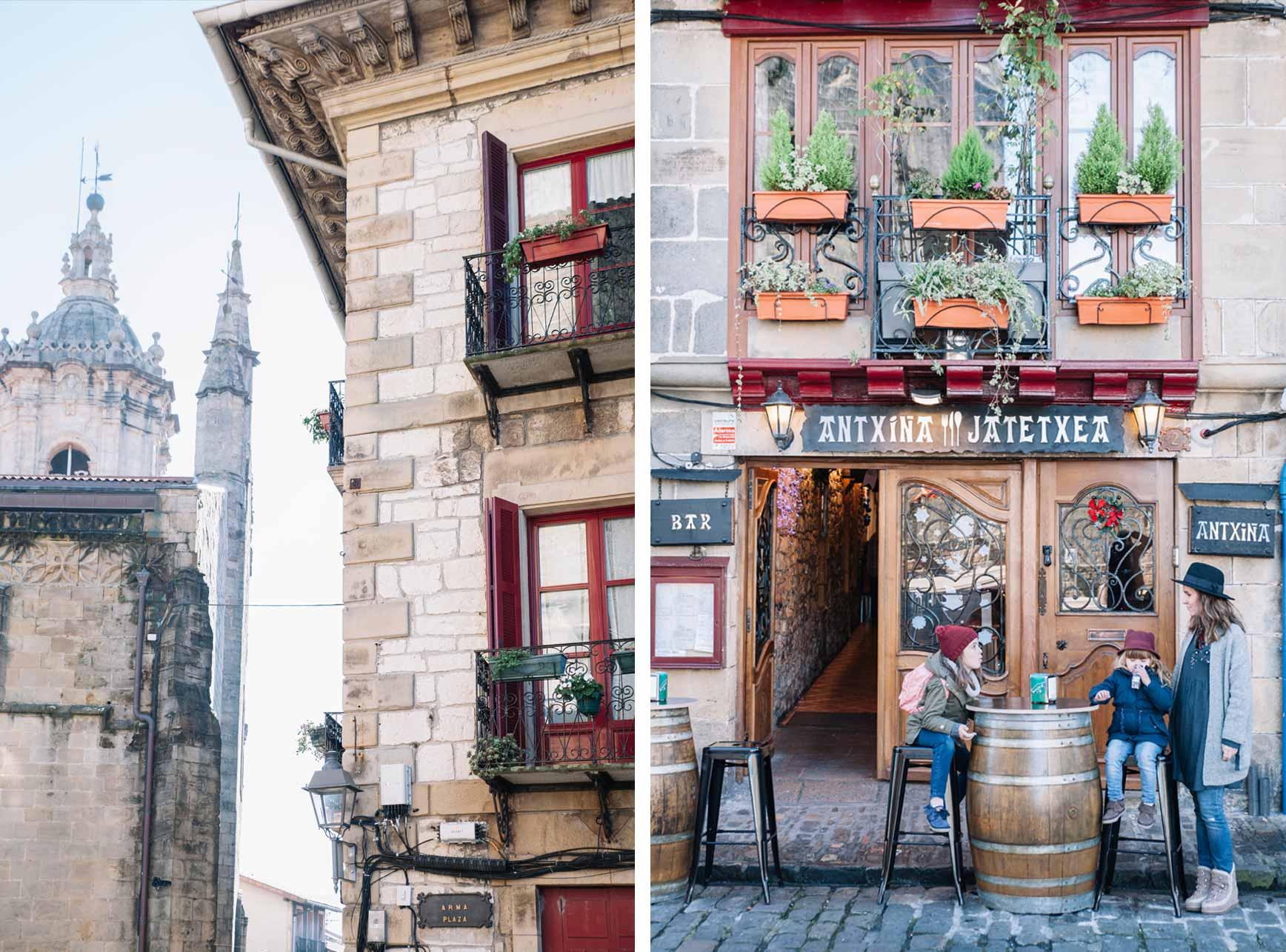 Pueblos con encanto en Pais Vasco - Hondarribia