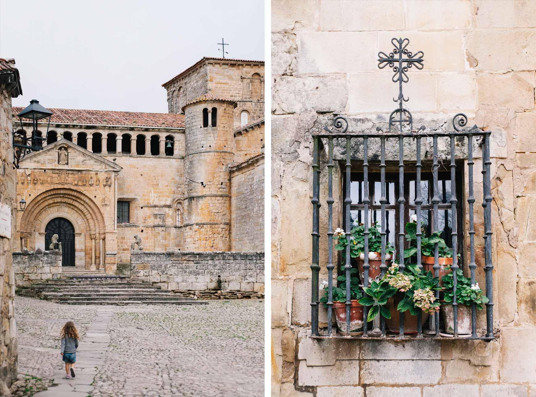 Pueblos con encanto en España - Santillana del Mar