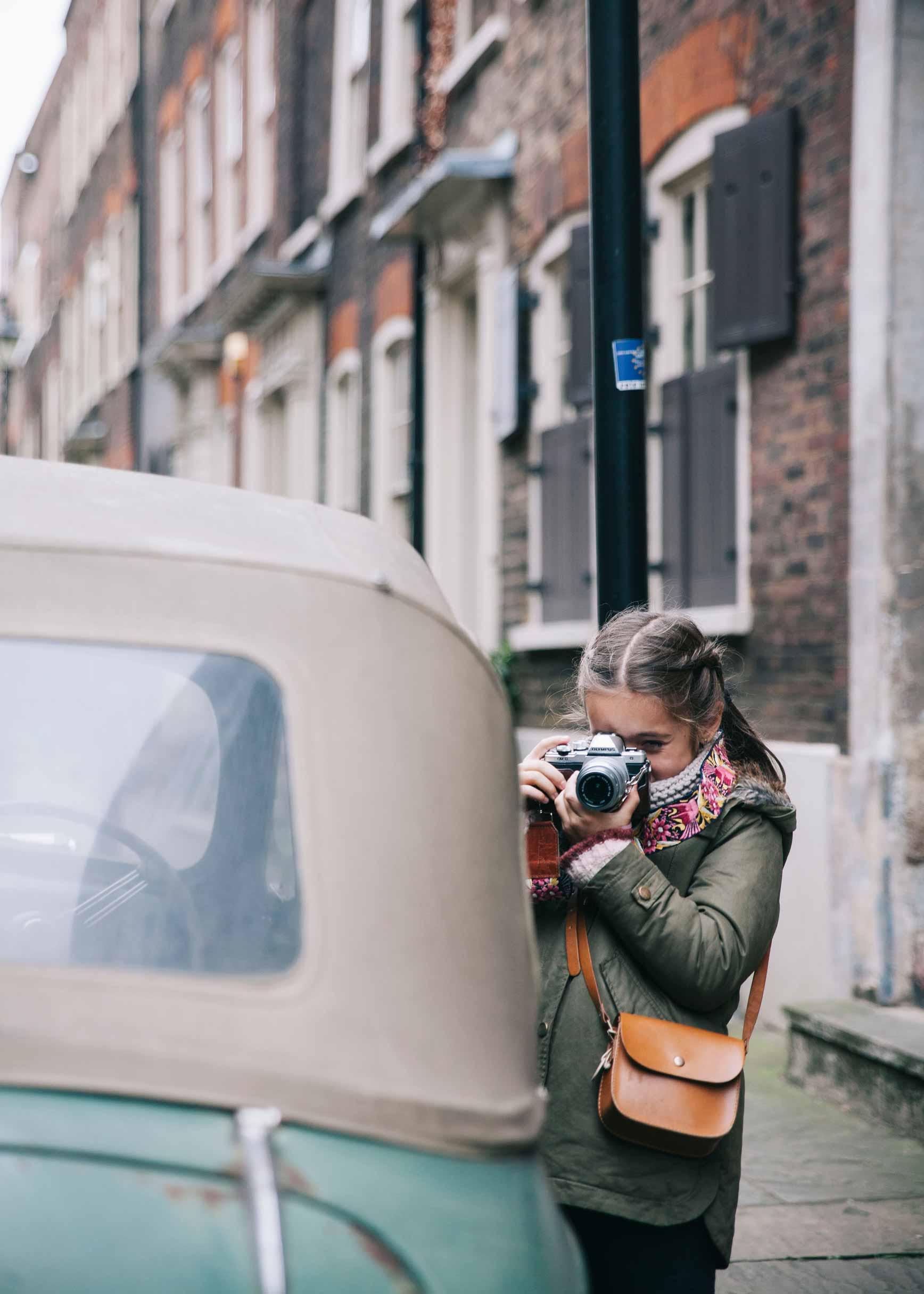 Lugares famosos para hacer fotos en Londres