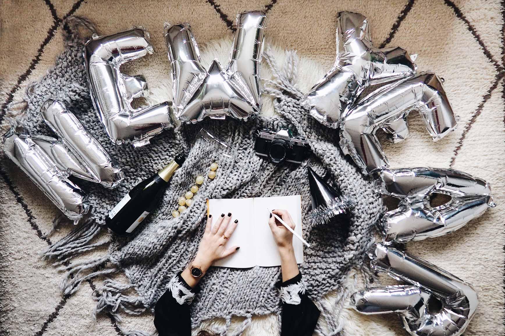 2018: Mis propósitos de año nuevo