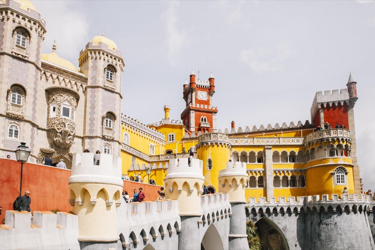 Sintra - Pueblos con encanto en Portugal