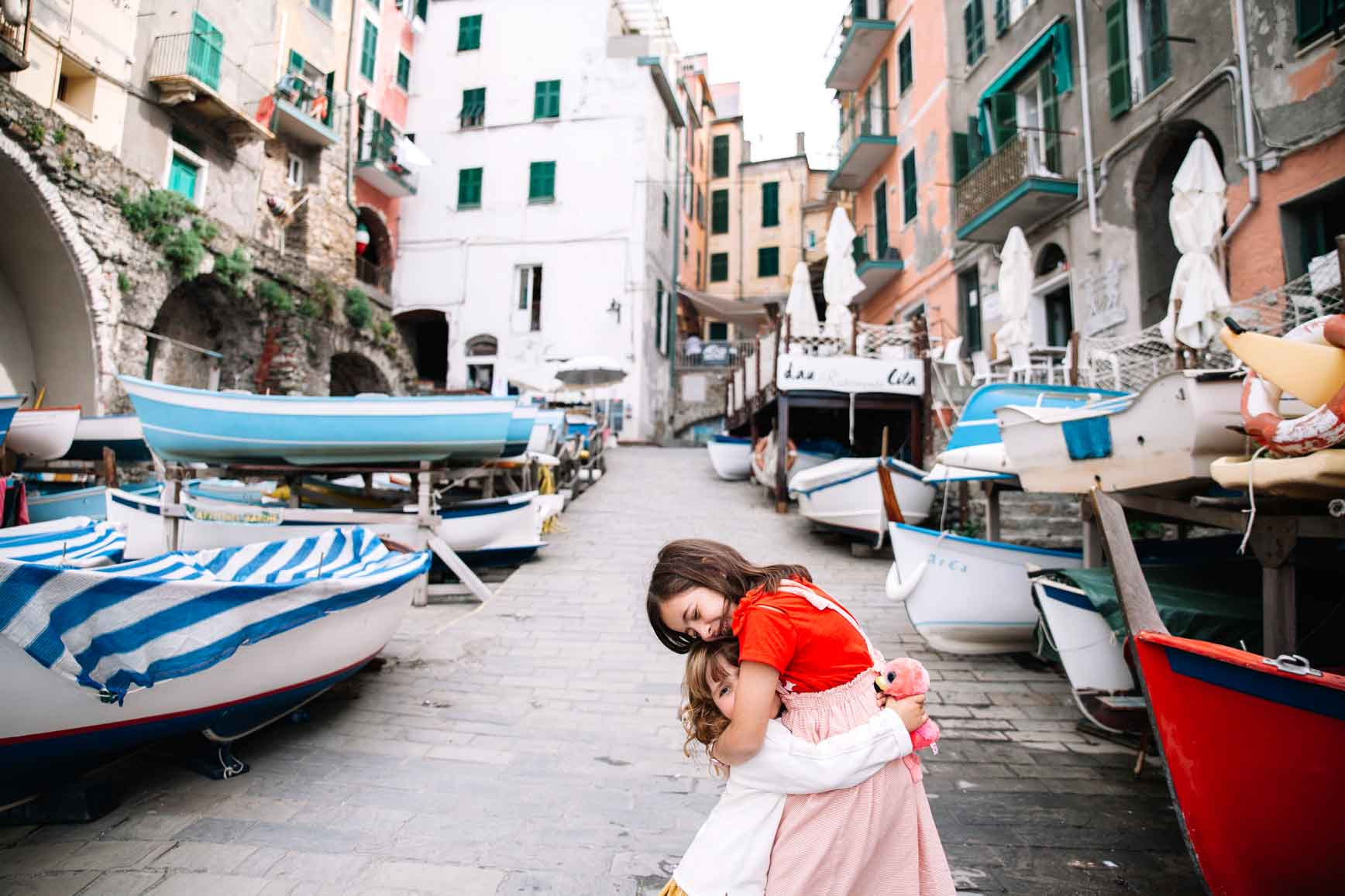 Cinque Terre con niños _Riomaggiore