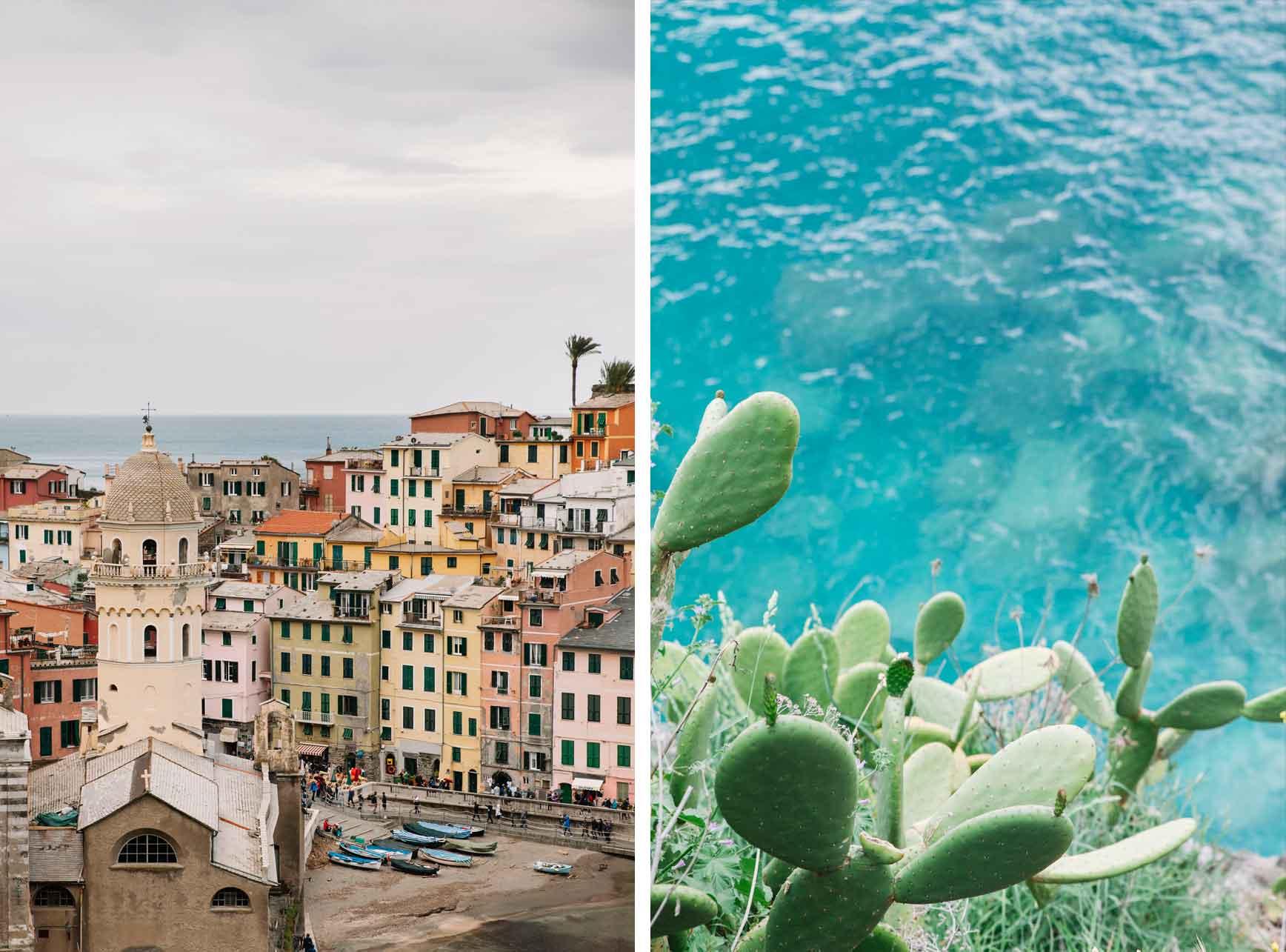 Cinque Terre con niños - Guia Imprescindible