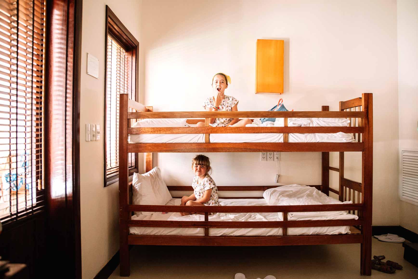 Hoi An Anantara Hotel - family room