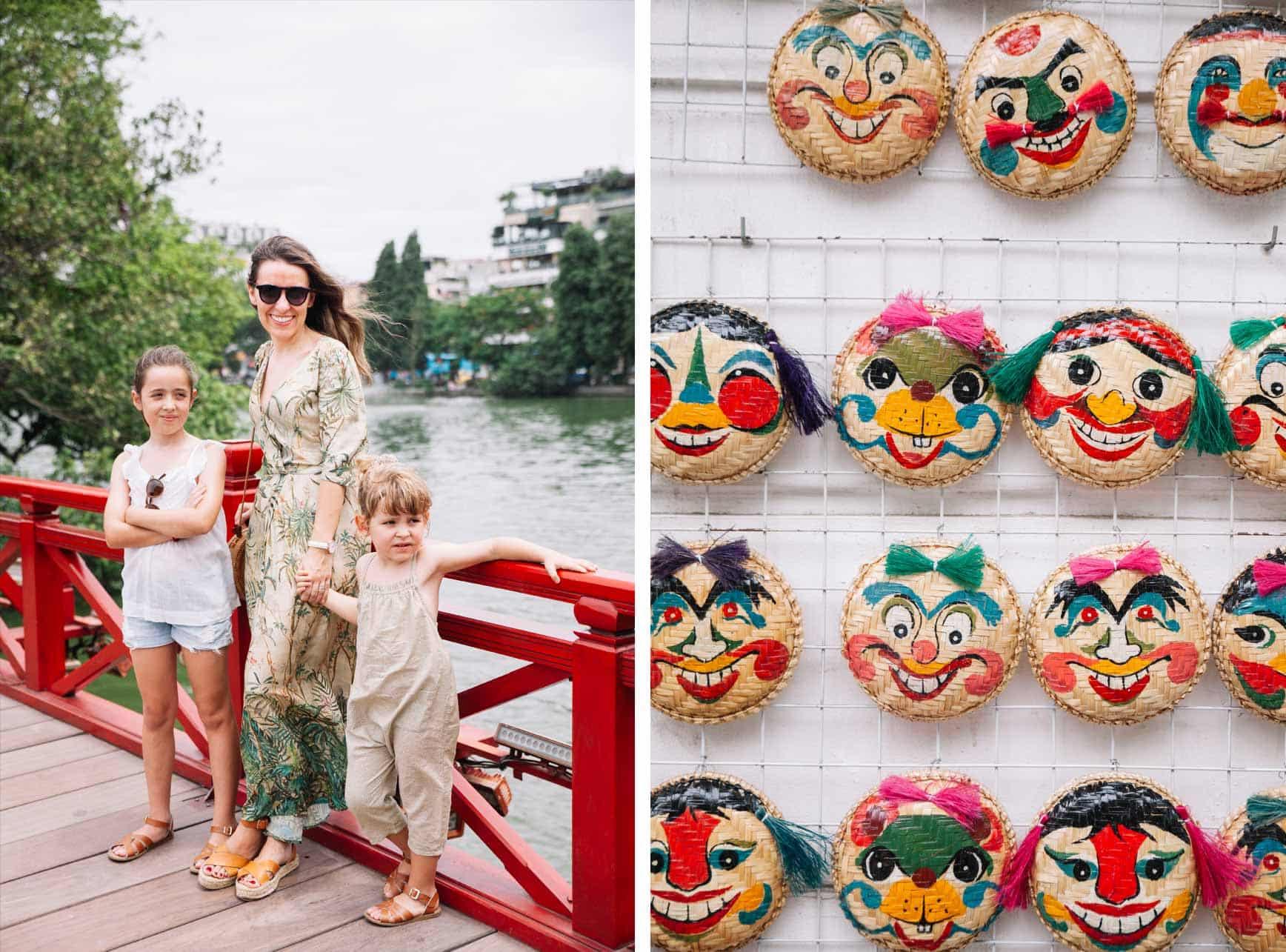 Que ver en Hanói con niños