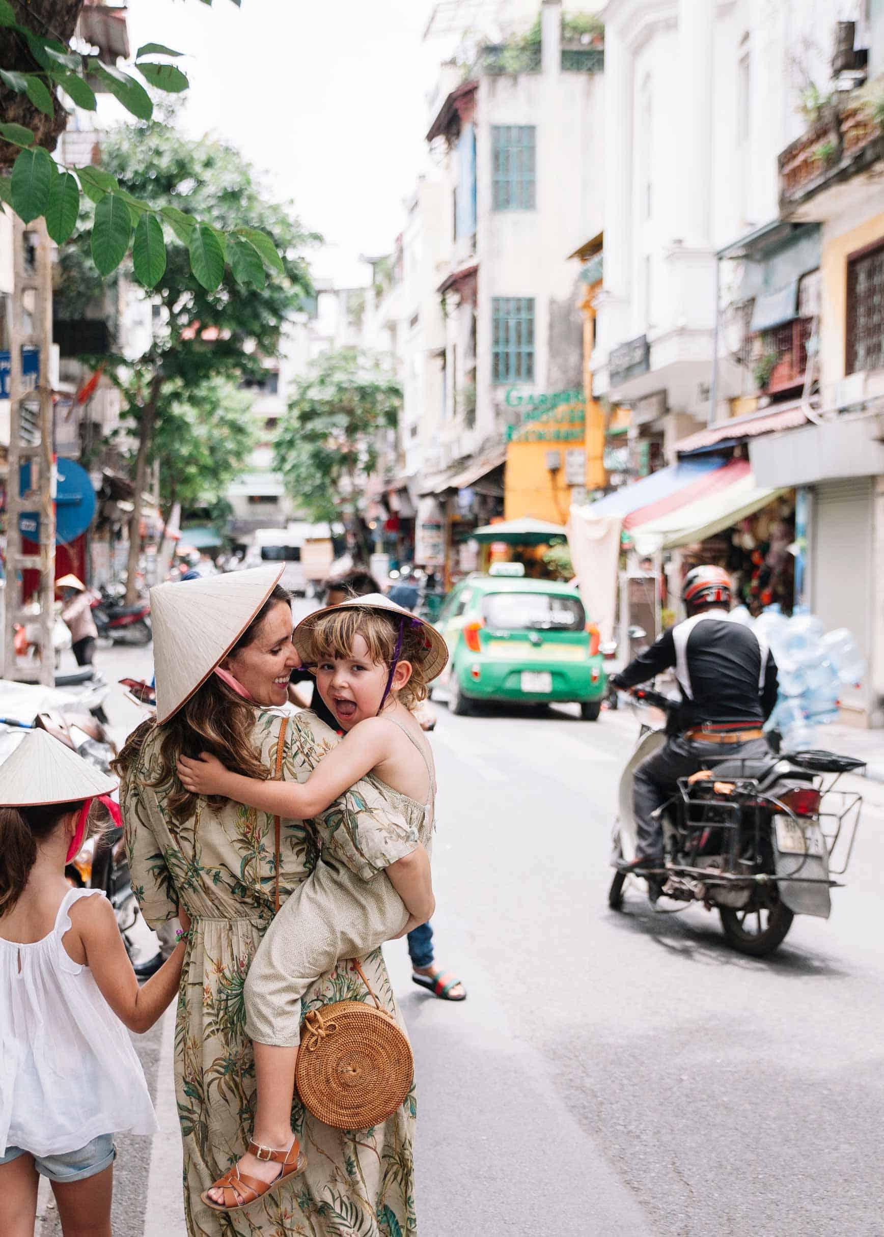 Hanói con niños: Que ver y hacer