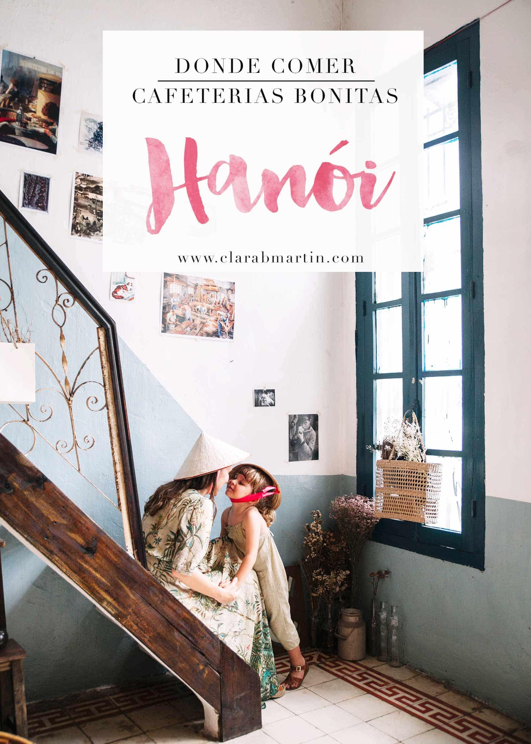 Donde comer en Hanói