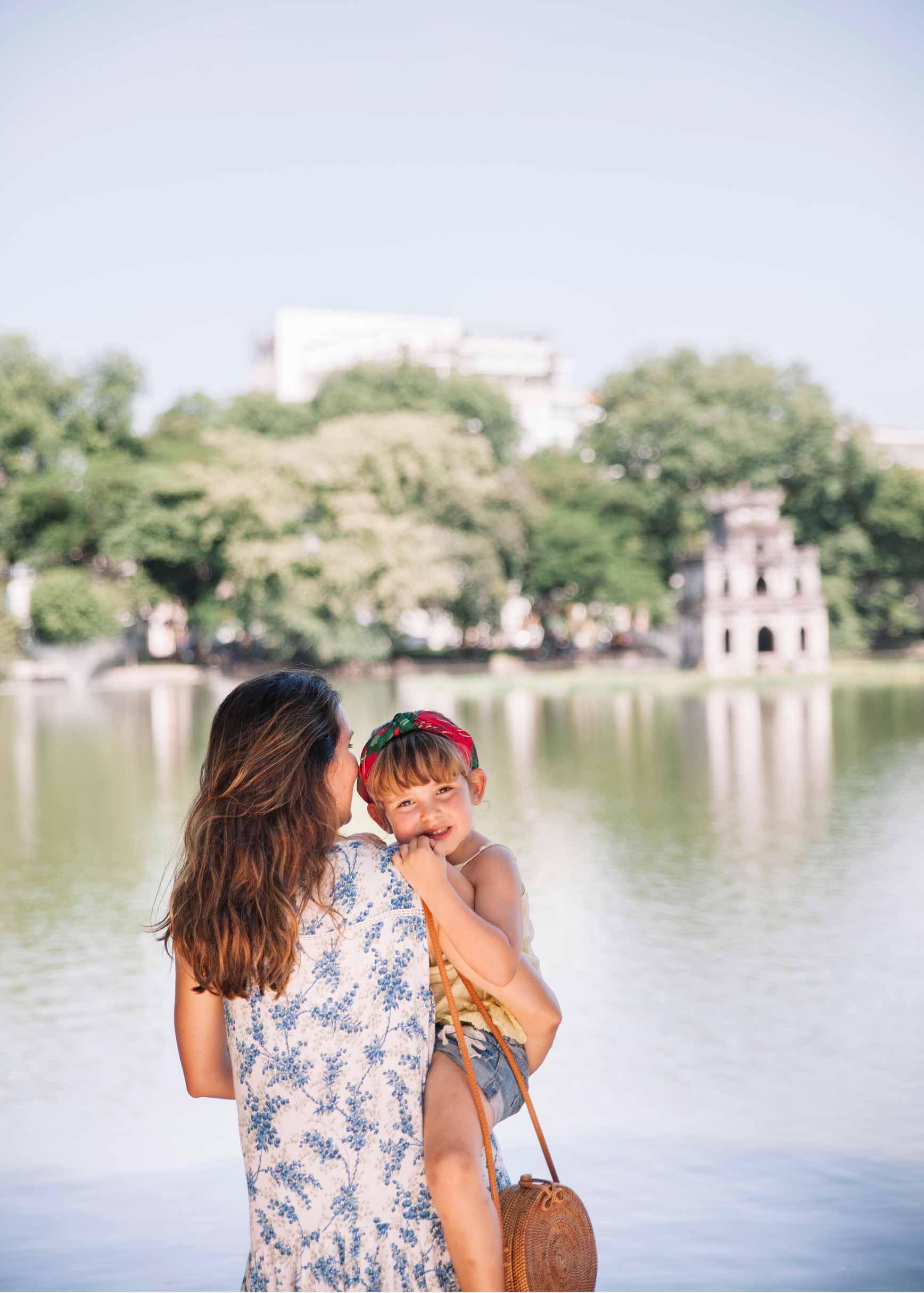 Hanói con niños - Que ver y hacer