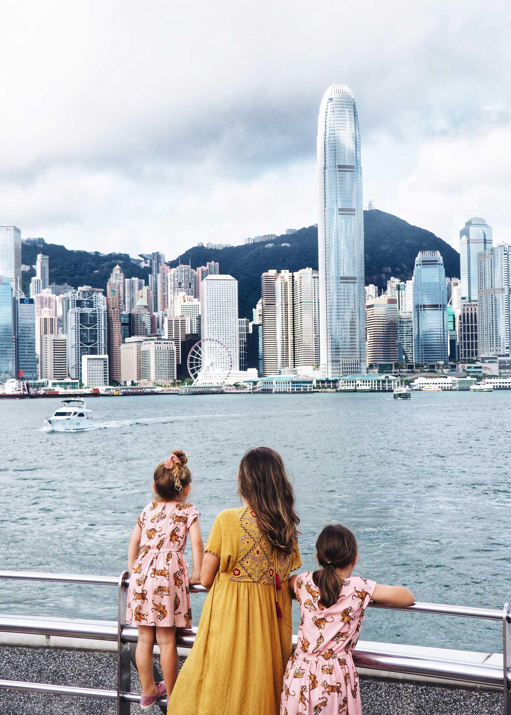 Que ver y hacer en una escala larga en Hong Kong