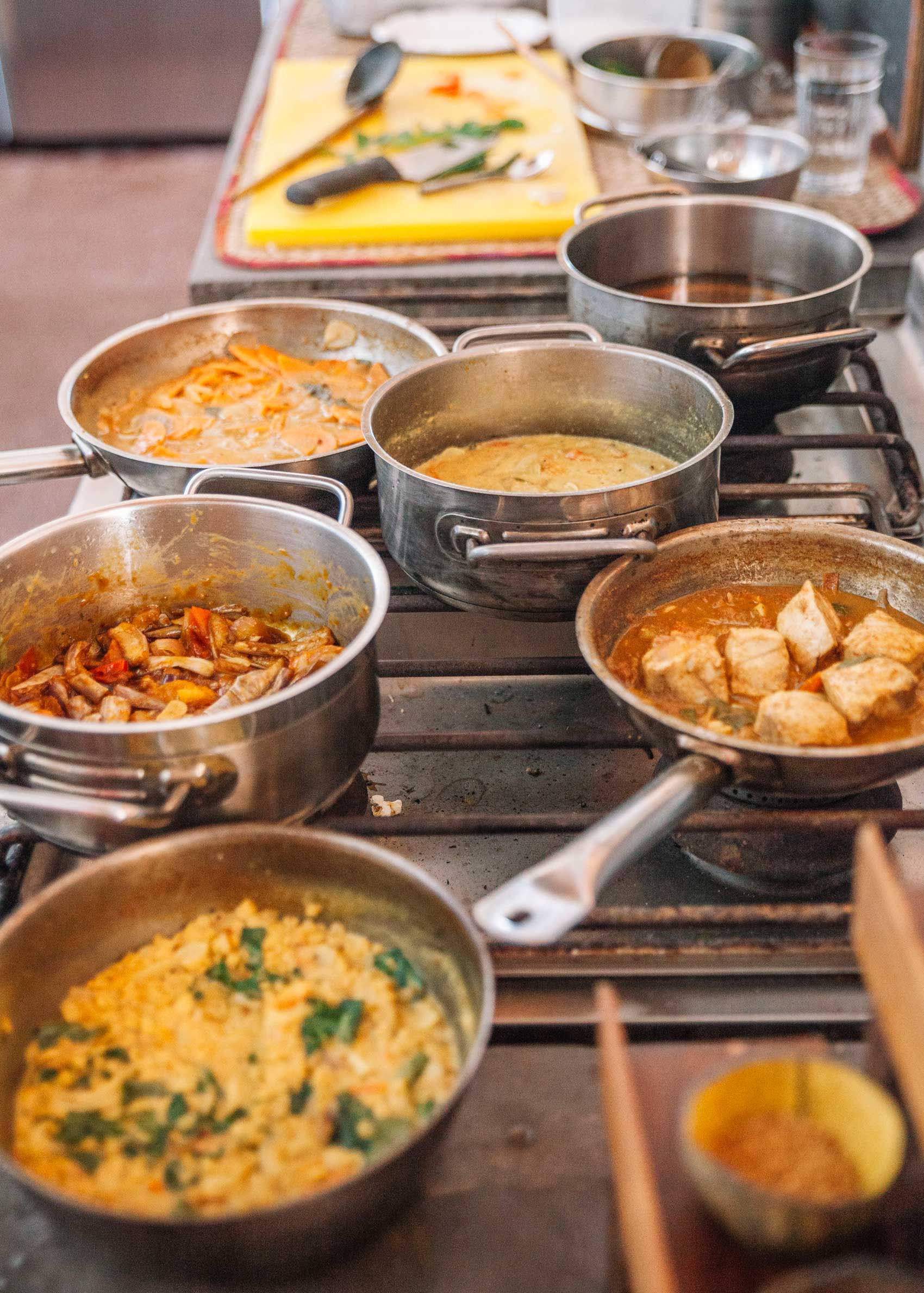 UTMT Sri Lanka - clases de cocina en Sri Lanka