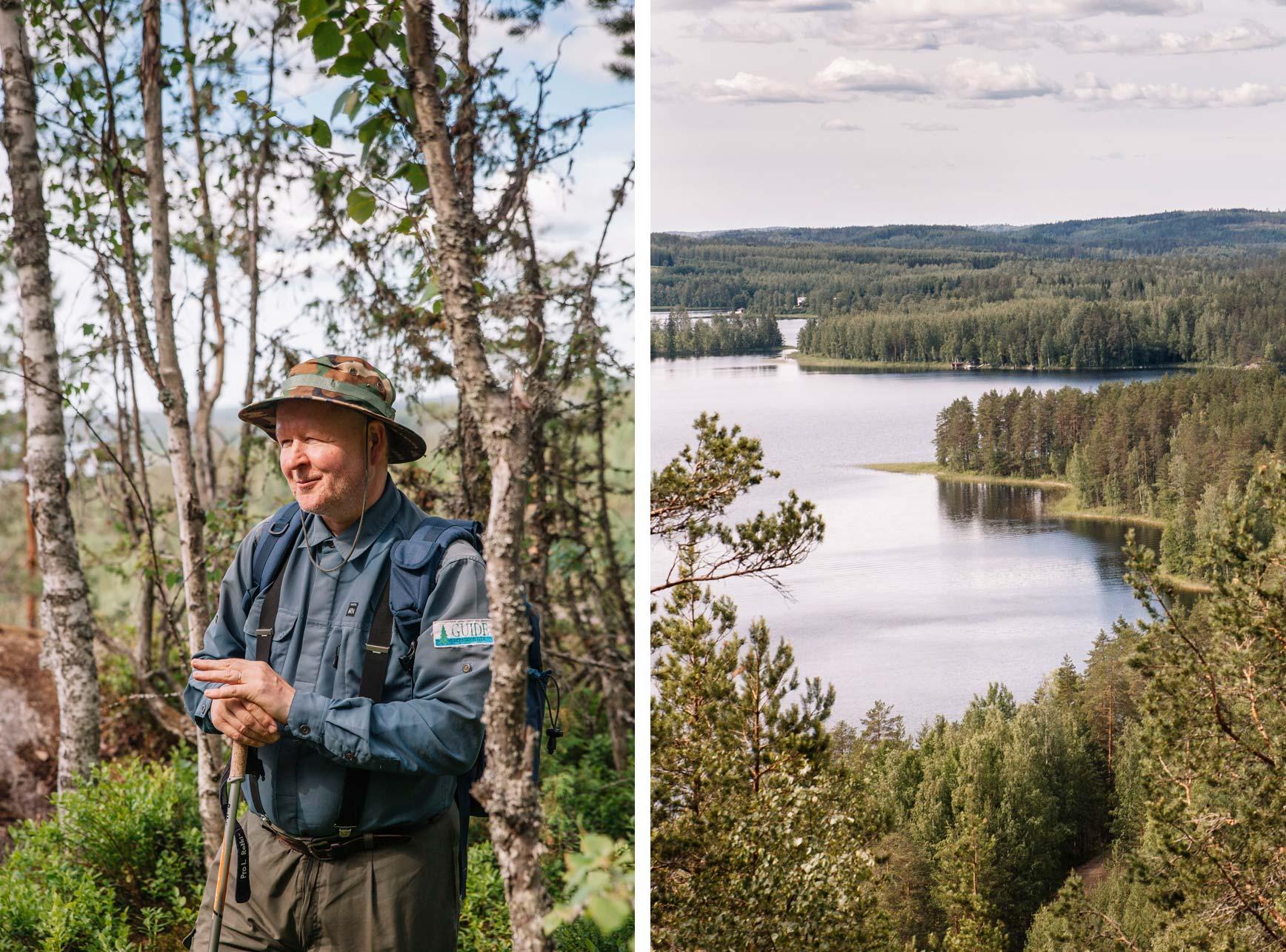 Neitvuori Hill Finland