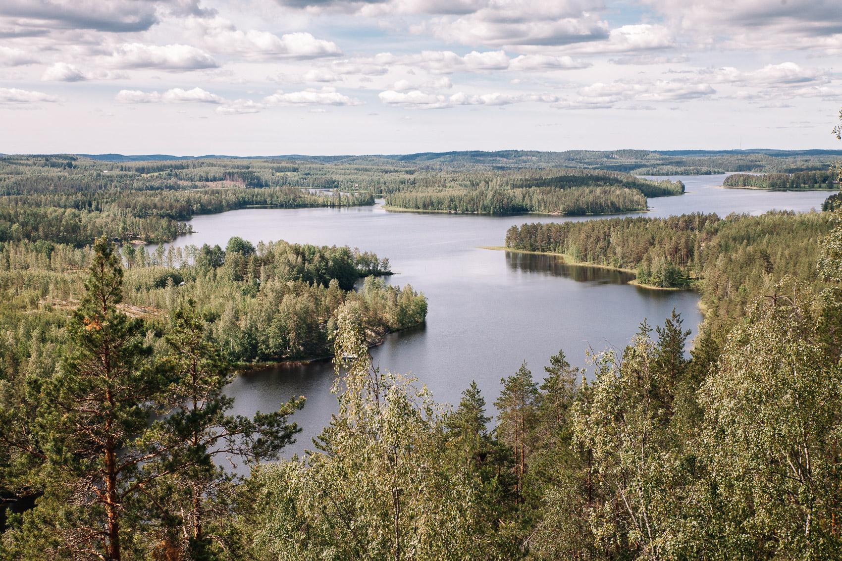 Neitvuori Hill Finlandia
