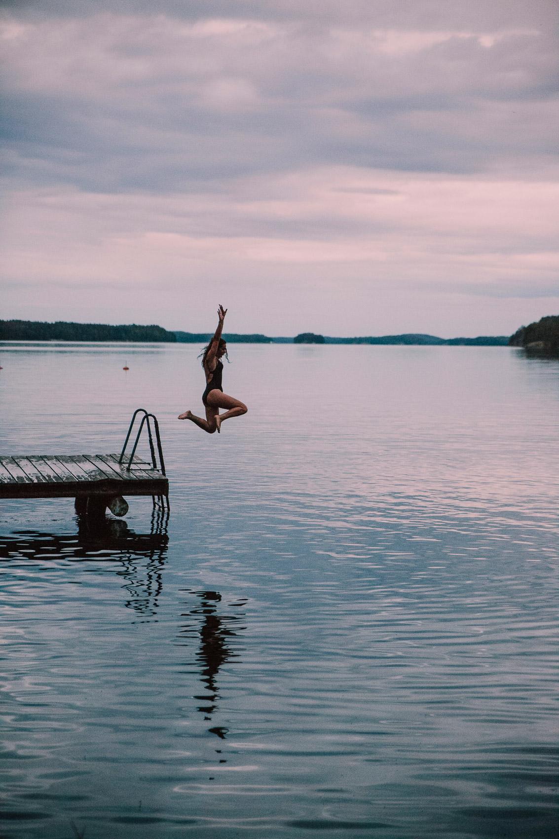 Saimaa, la región de los mil lagos en Finlandia