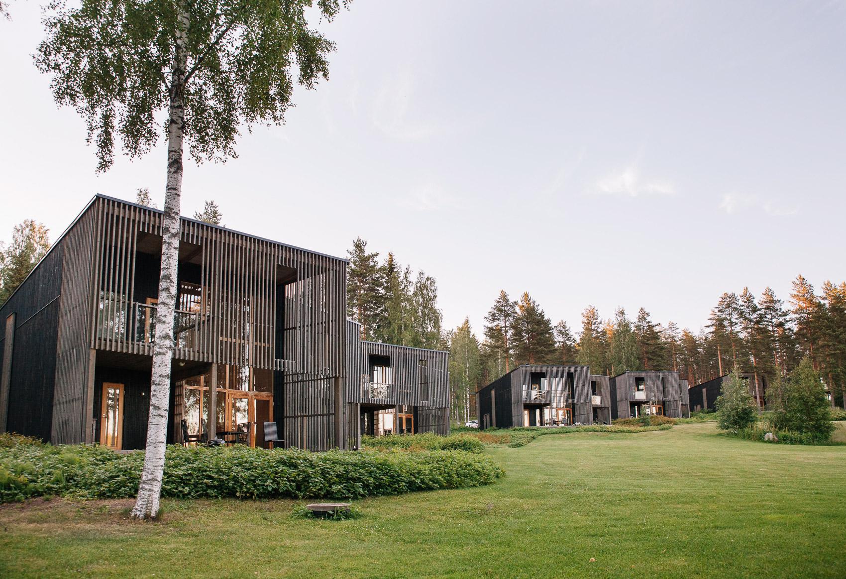 Anttolanhovi villas Finland