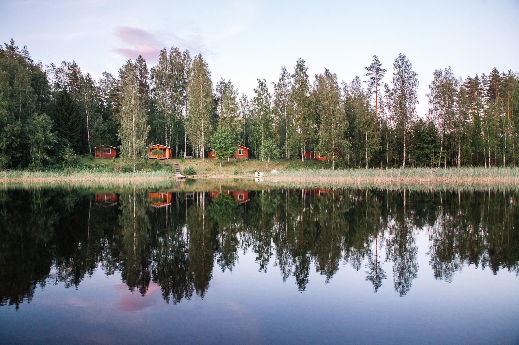 Lake Saimaa Houses