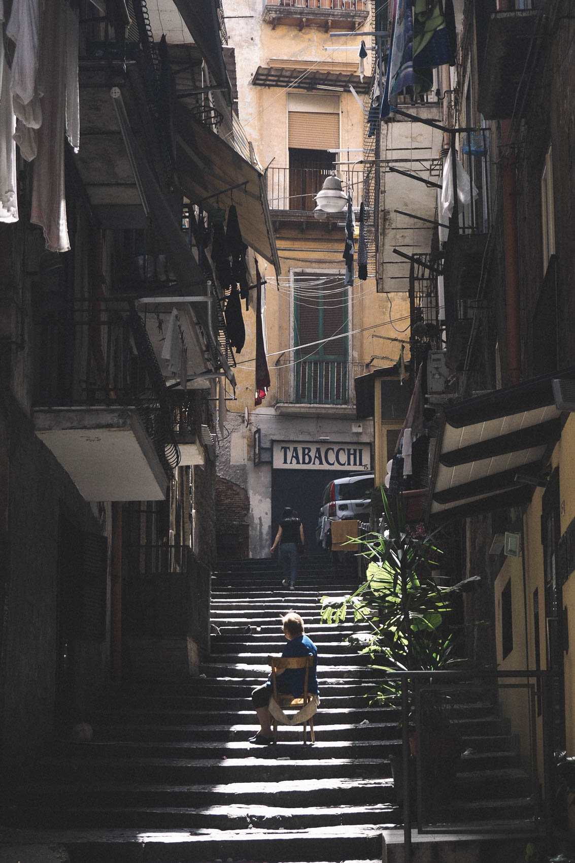 la vita napoletana