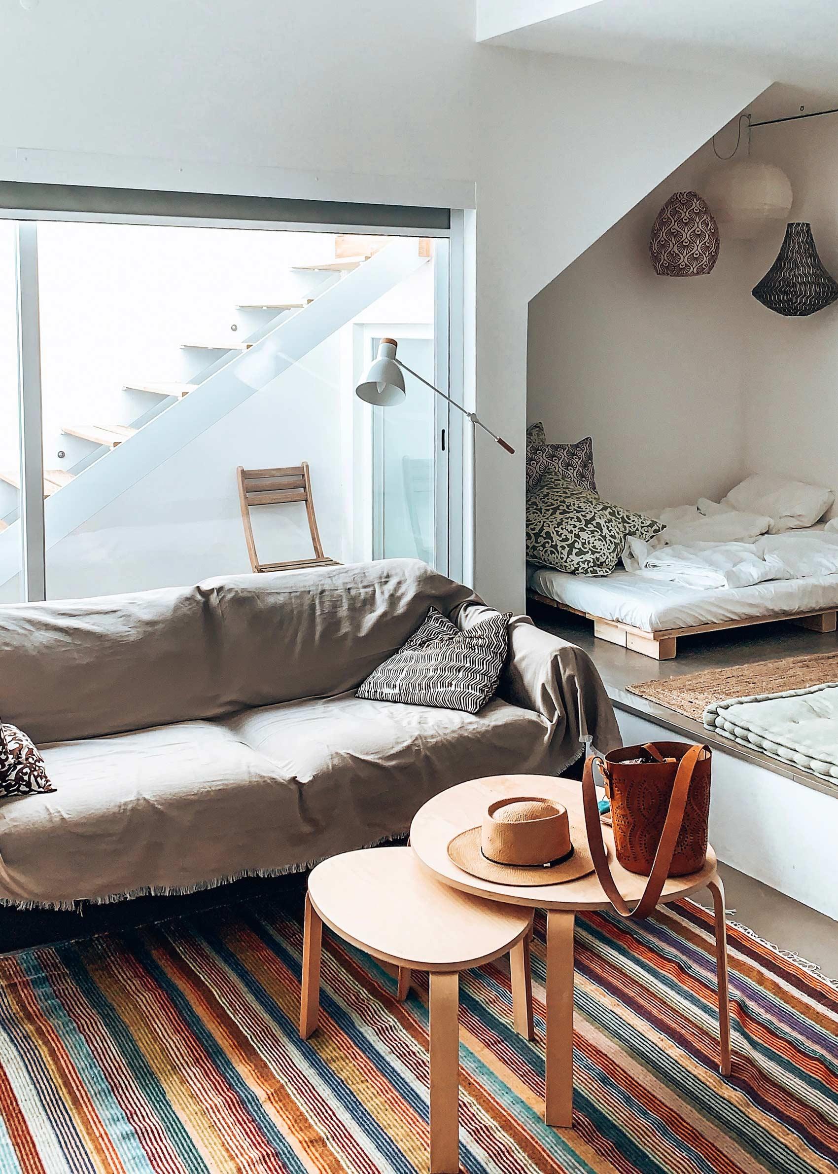 Alojamiento en el Algarve