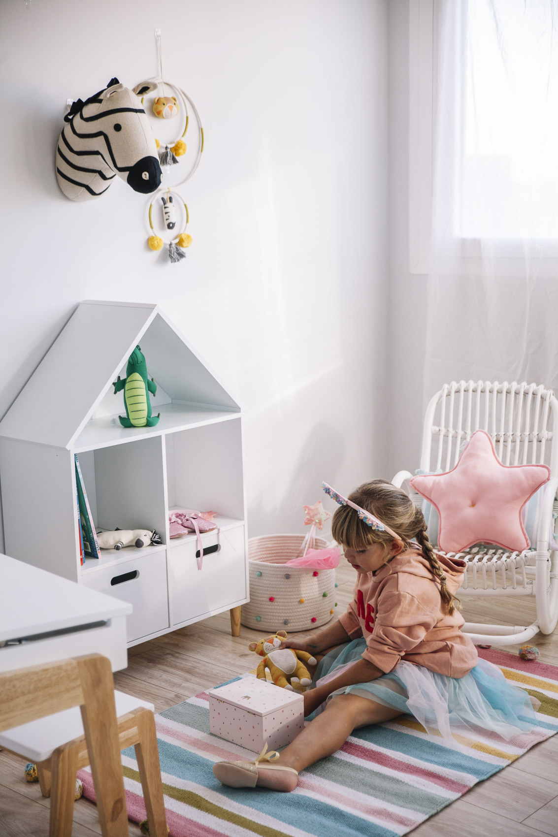 Lookbook Mini Home: Zona de Juegos