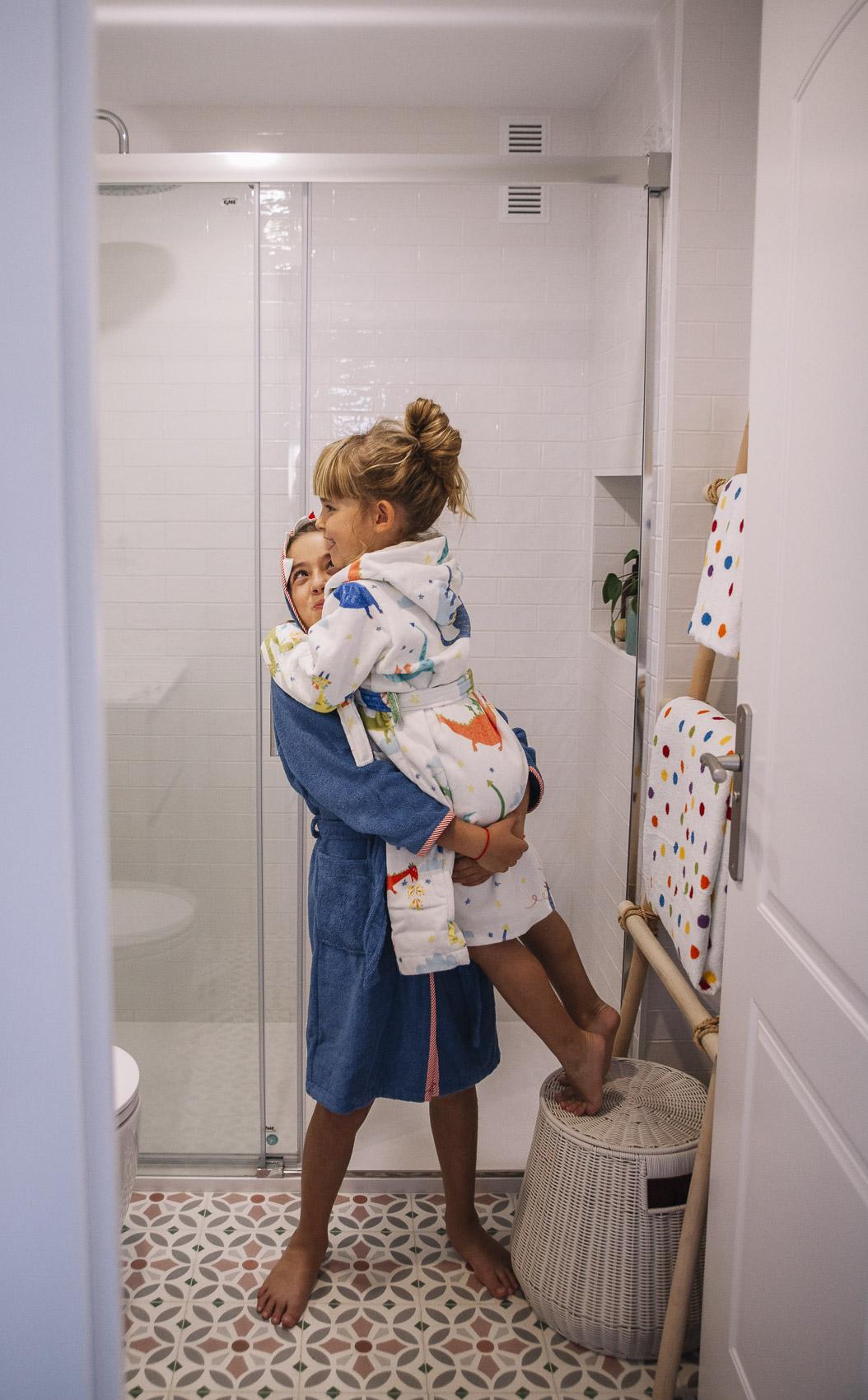 hora del baño Mini Home ECI