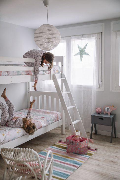 Lookbook Mini Home: Habitación con literas