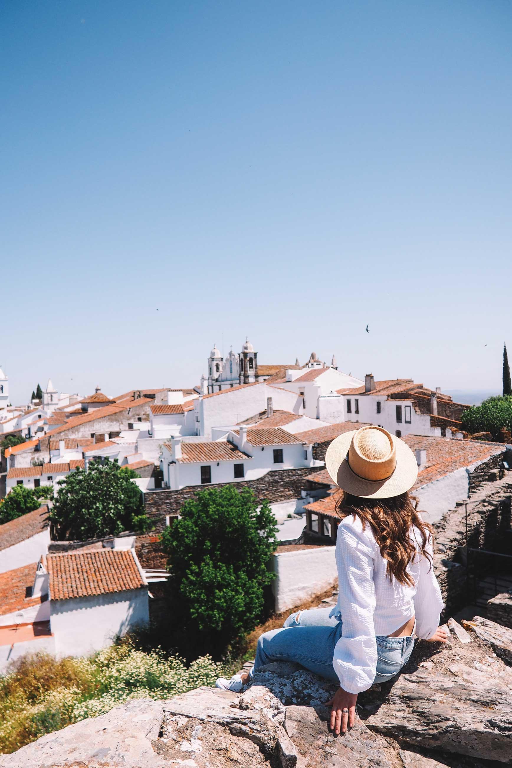 Pueblos con encanto en Portugal - Monsaraz
