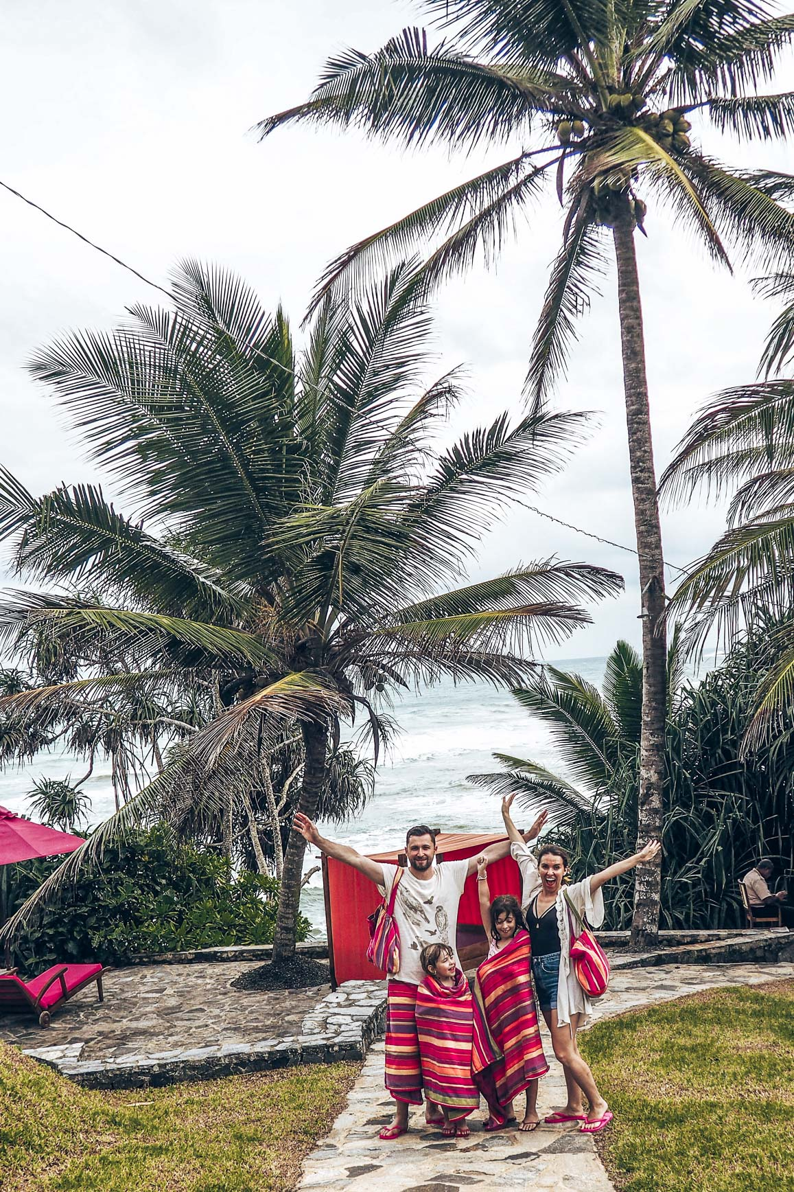 UTMT Sri Lanka - el hotel más cool para familias