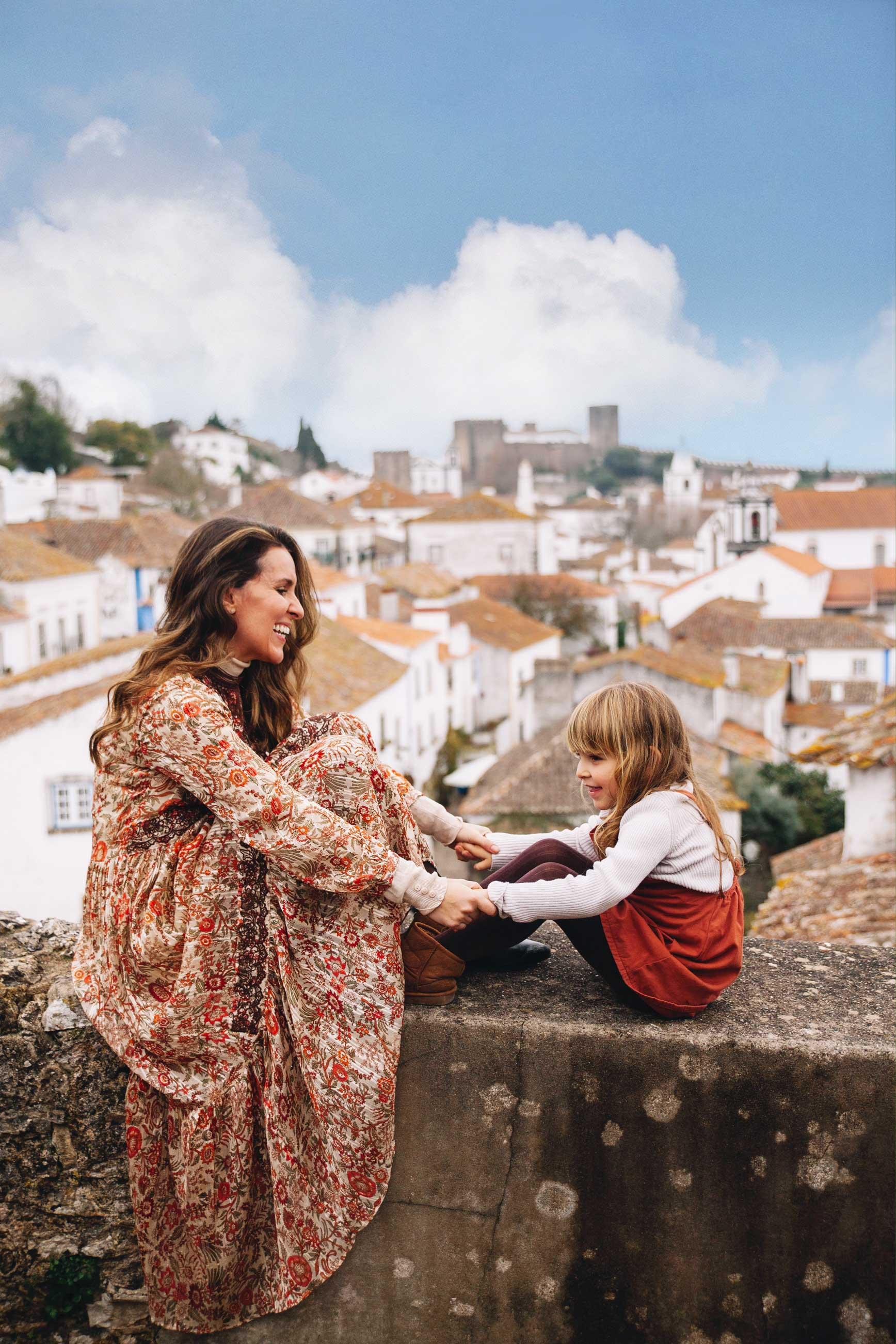 Obidos - Pueblos con encanto en Portugal
