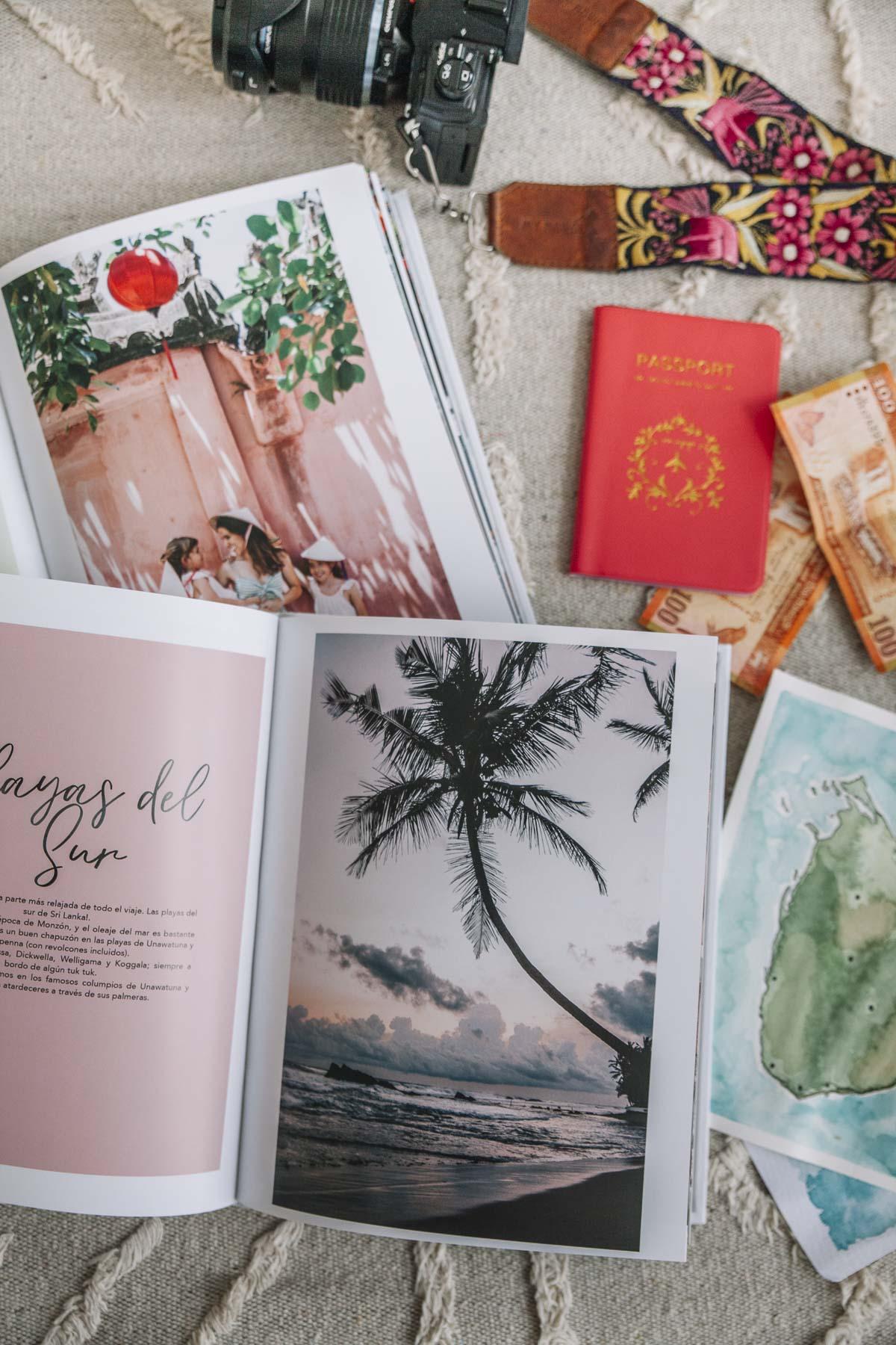 Libro de fotos de viajes: Consejos e inspiración