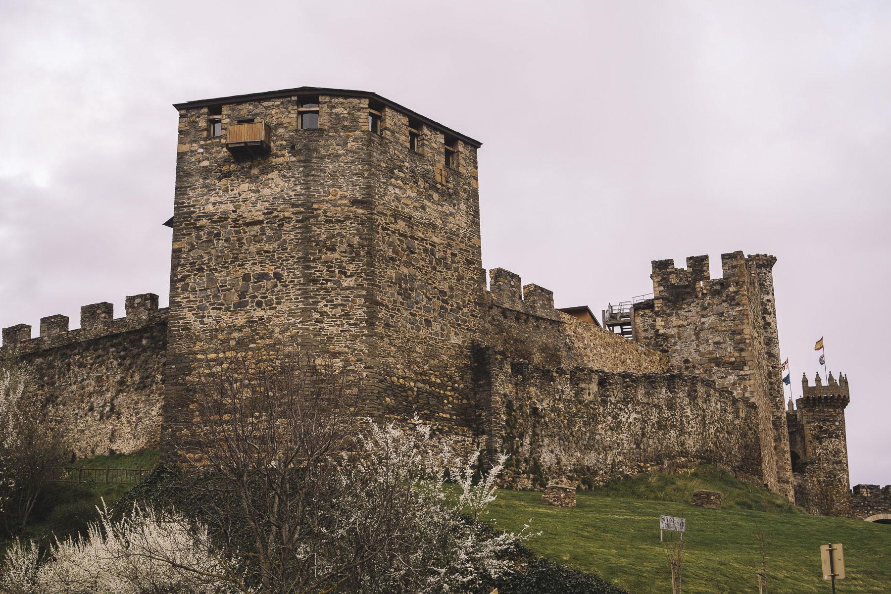Castillo de Ponferrada - El Bierzo