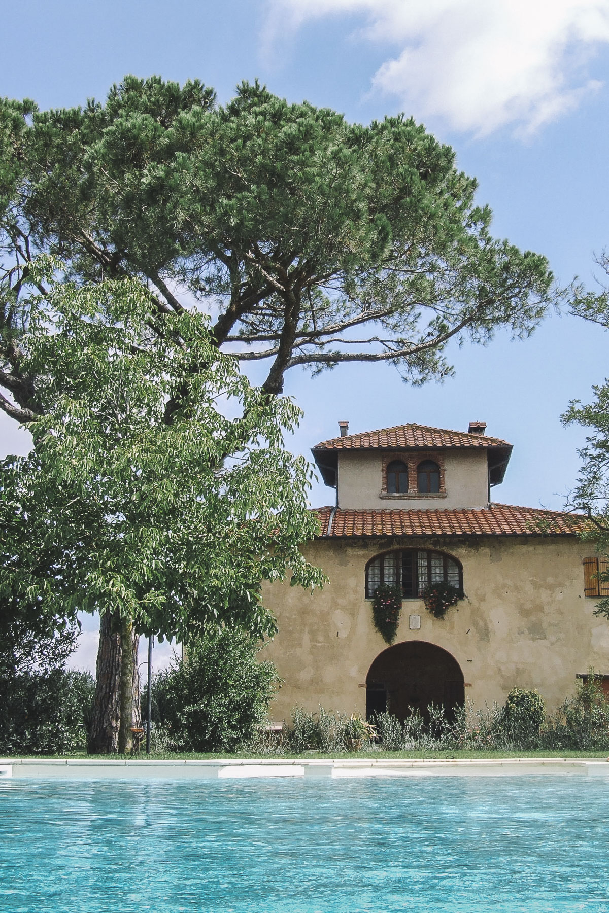 Agroturismo Il Gorgo: Nuestro alojamiento en Toscana