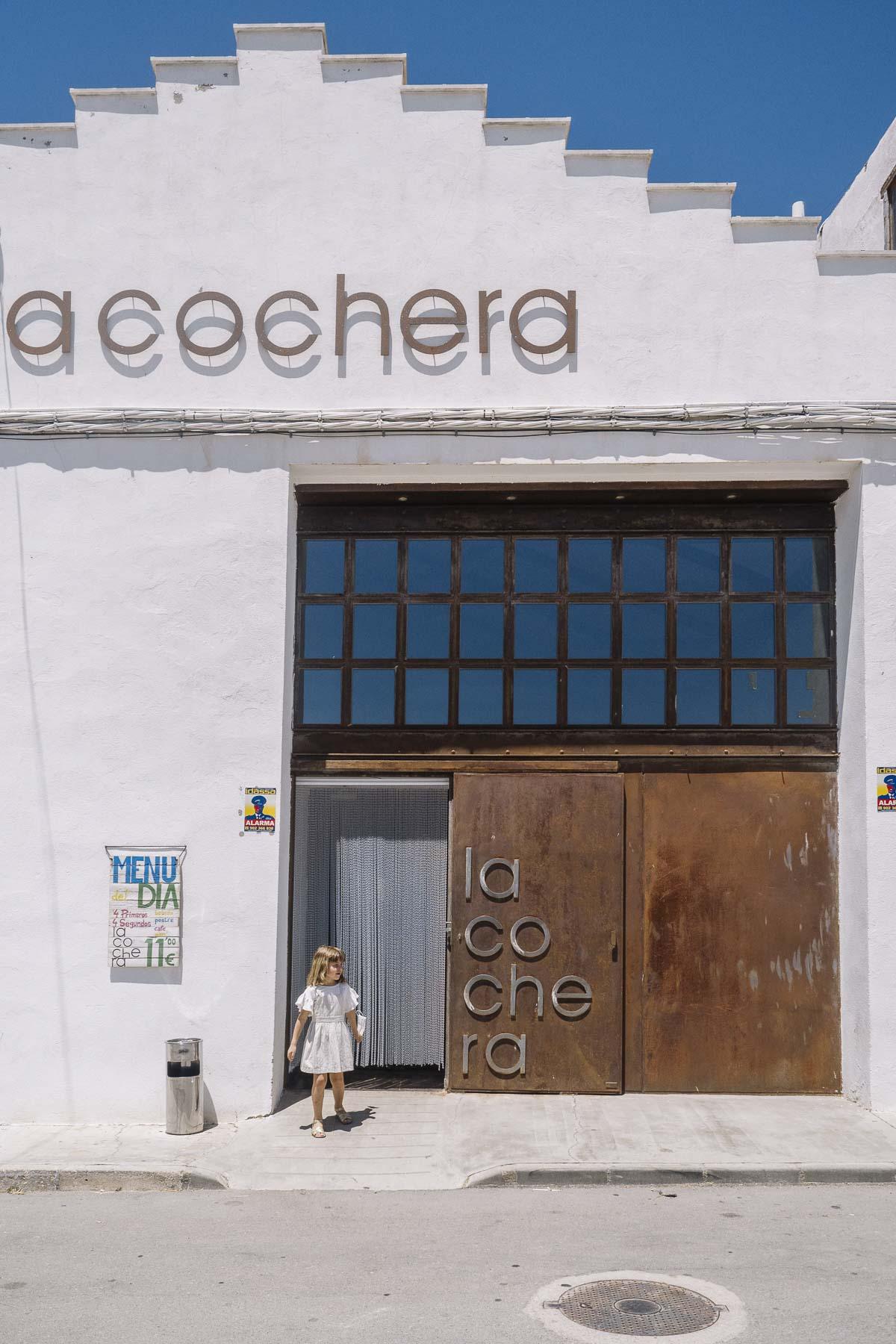 La Cochera, Belmonte