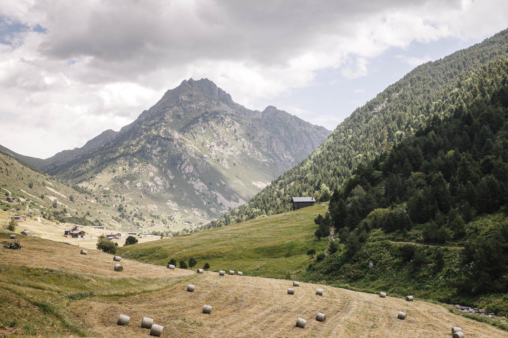 Valle de Inclés Andorra