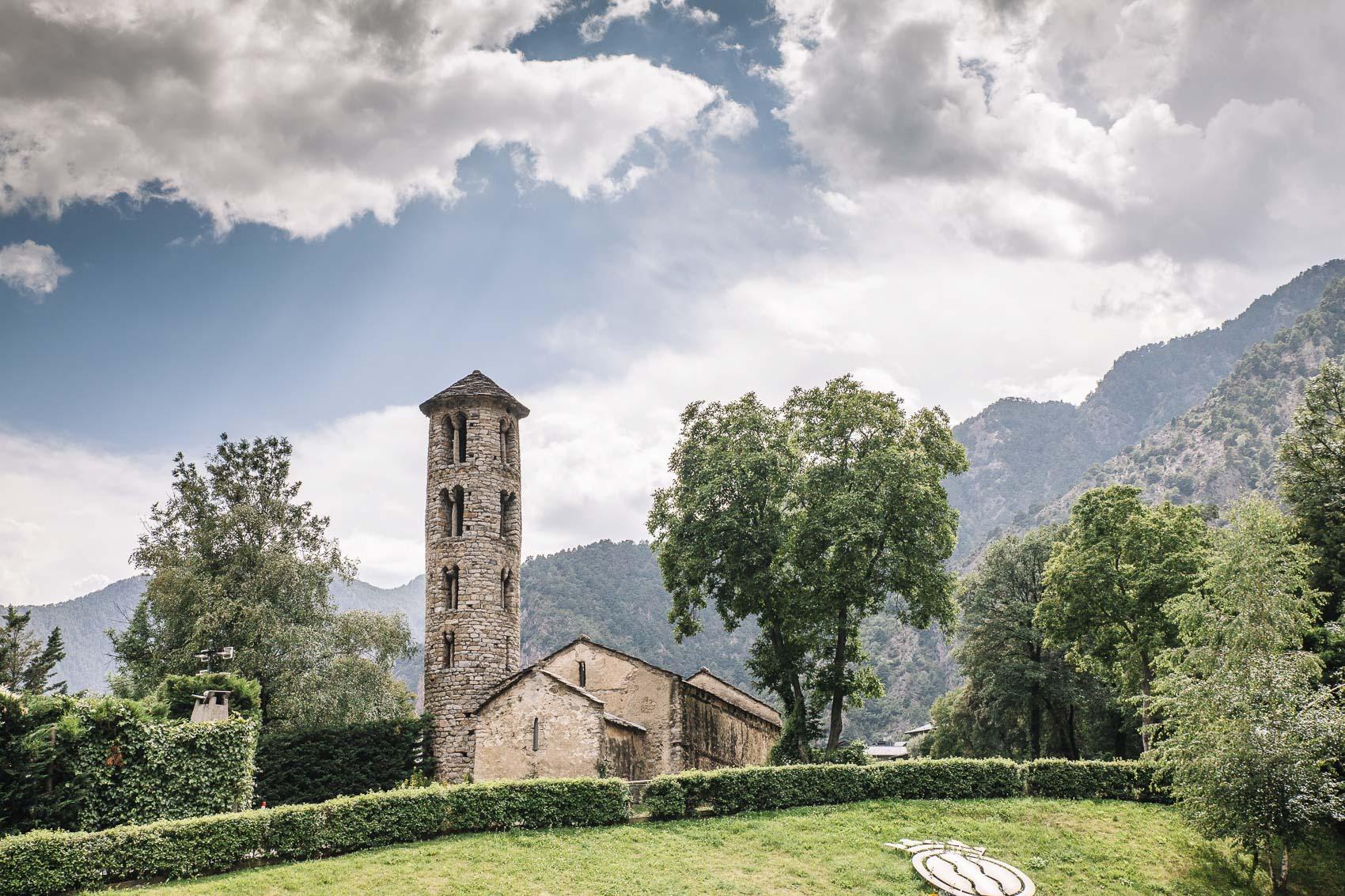 lglesia de Santa Coloma